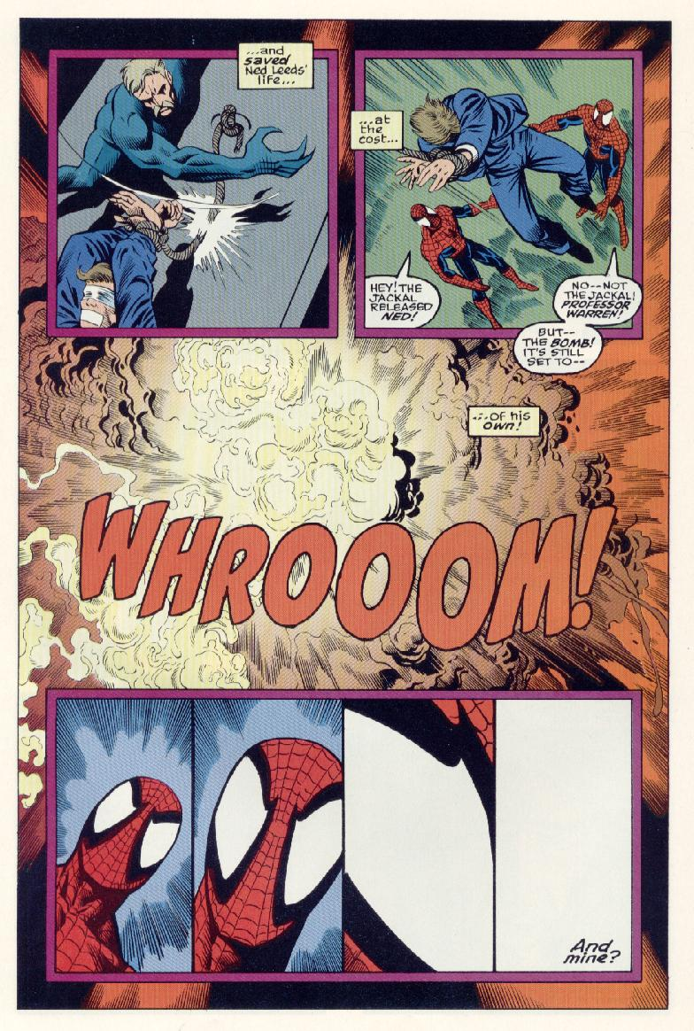 Read online Spider-Man: The Lost Years comic -  Issue #0 - 36