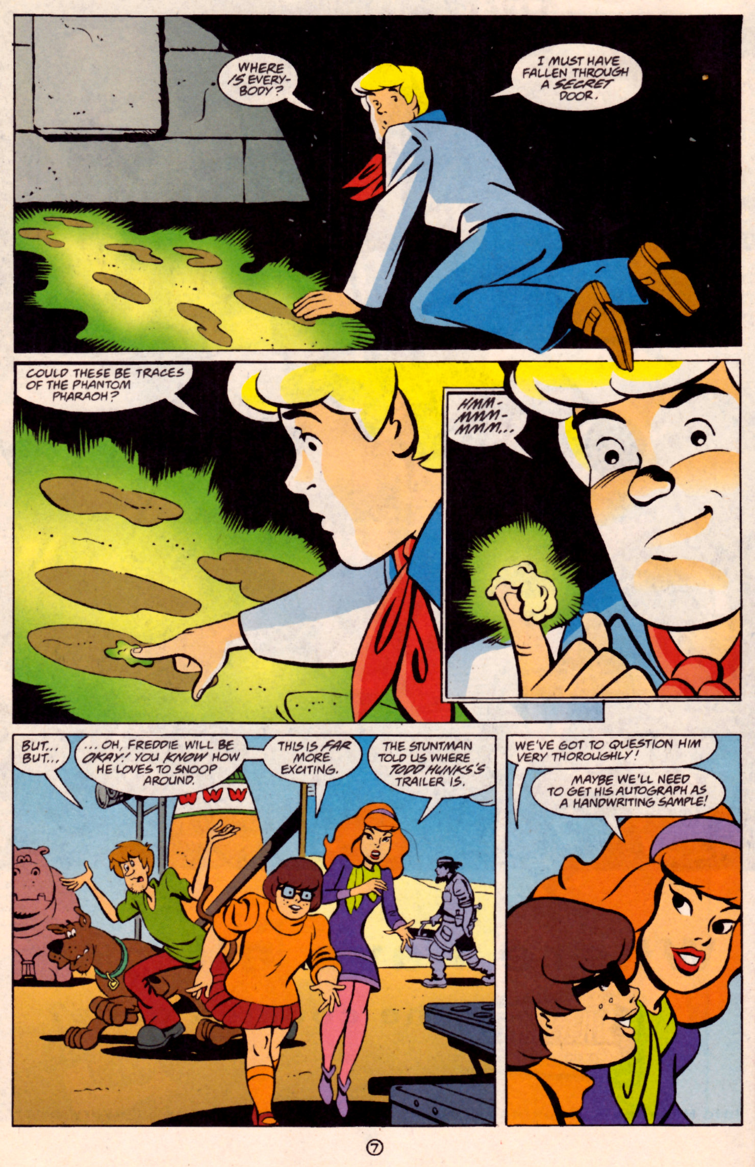 Read online Scooby-Doo (1997) comic -  Issue #32 - 8