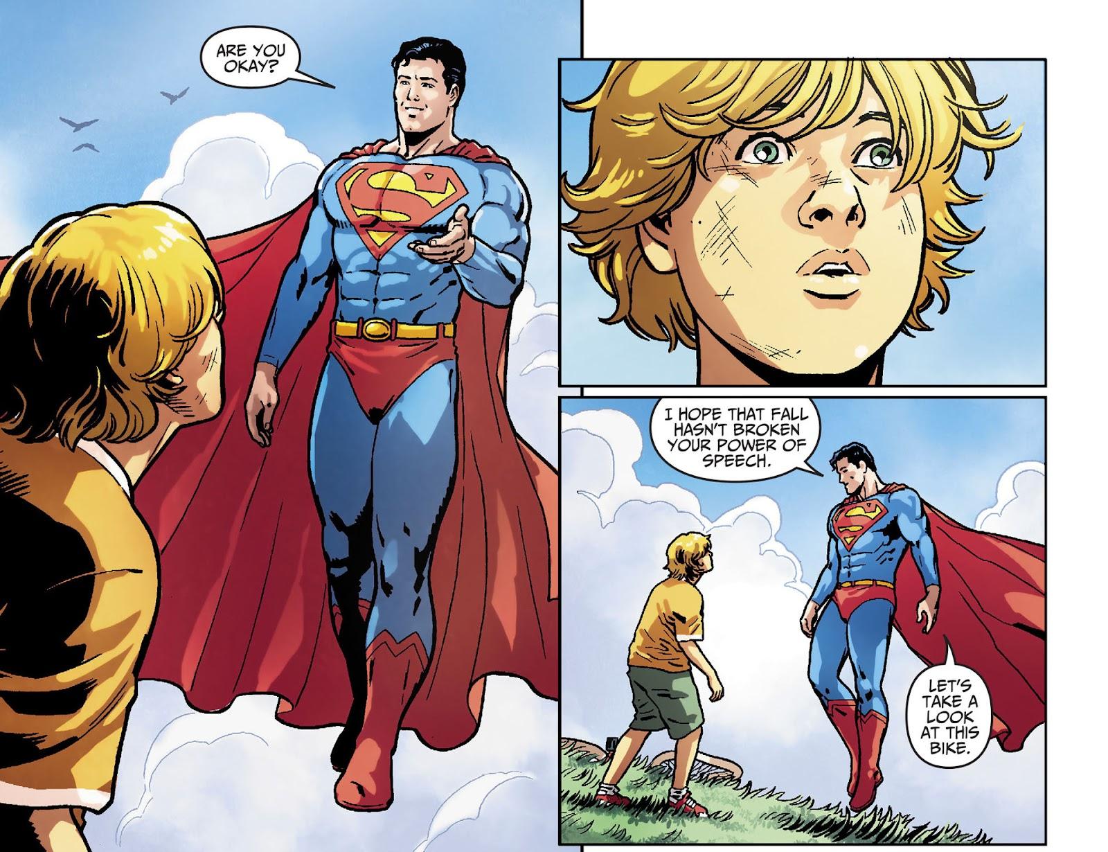 Injustice: Gods Among Us [I] Issue #30 #31 - English 5