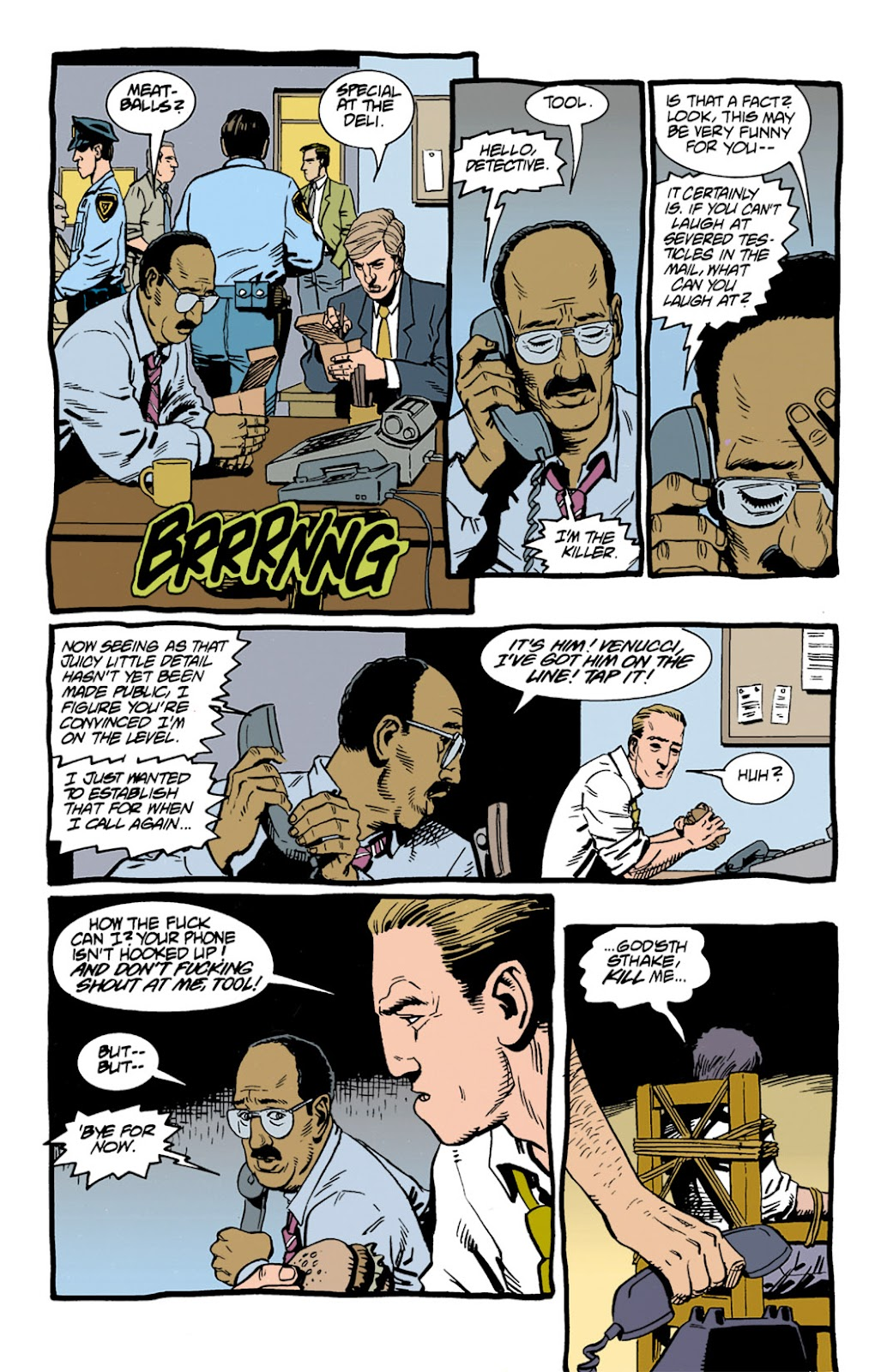 Preacher Issue #6 #15 - English 13