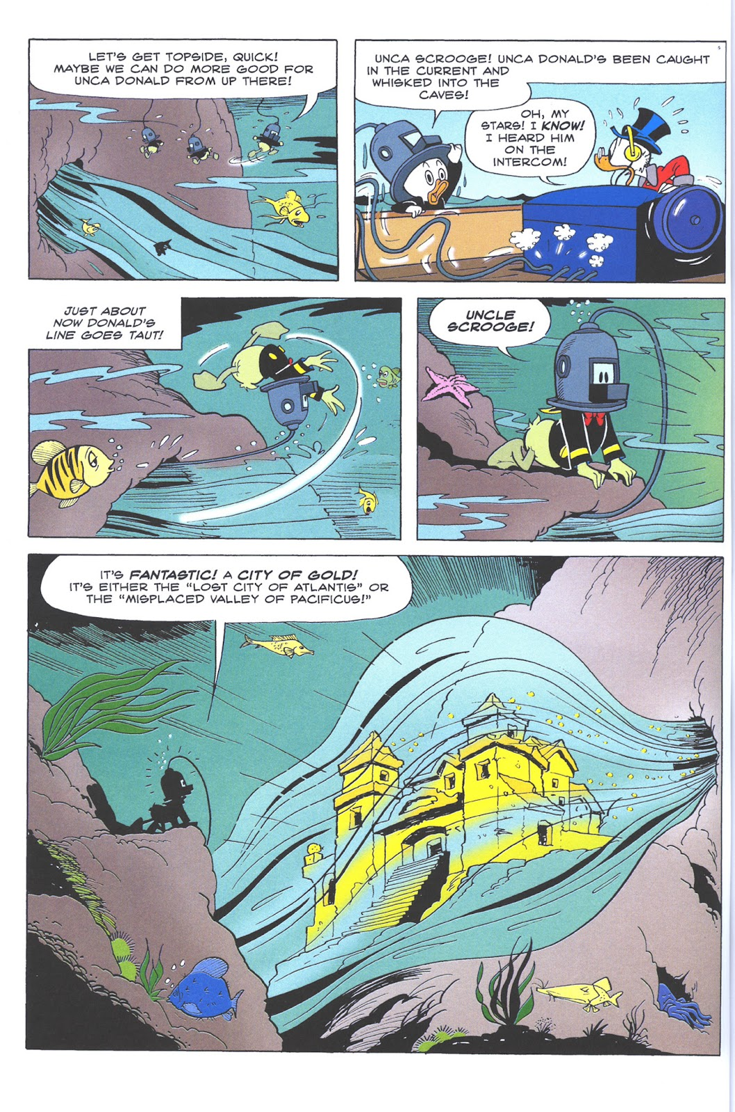 Uncle Scrooge (1953) Issue #369 #369 - English 38