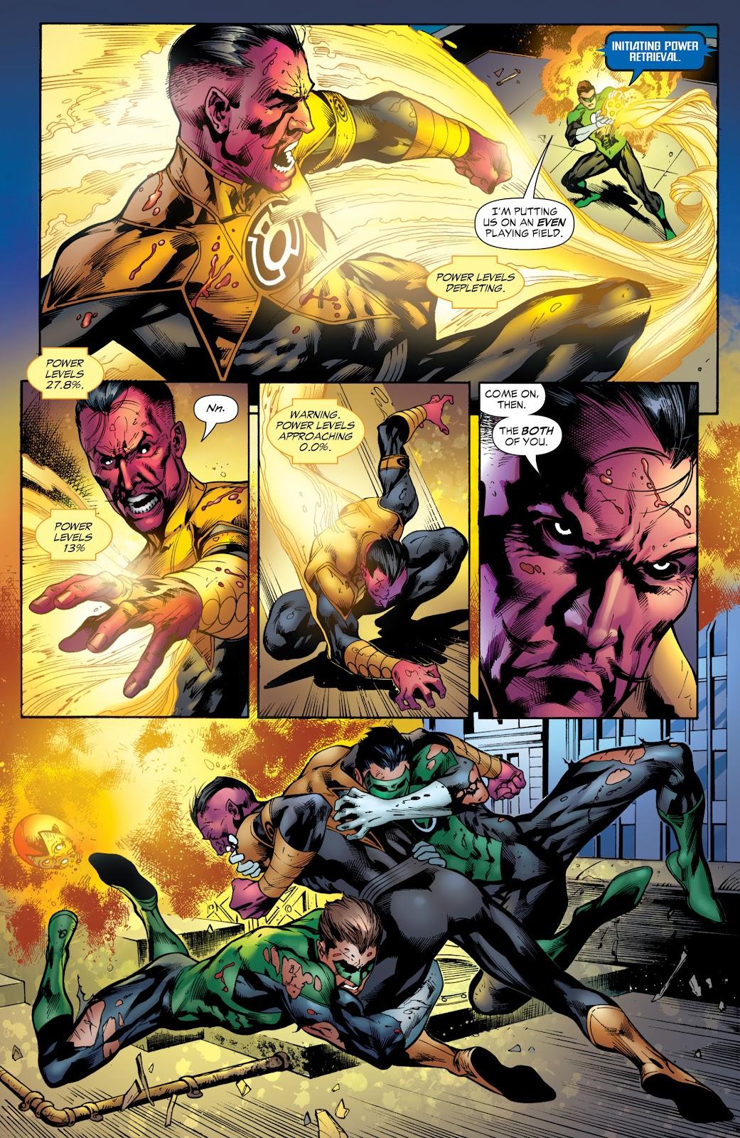 Green Lantern: The Sinestro Corps War Full #1 - English 273