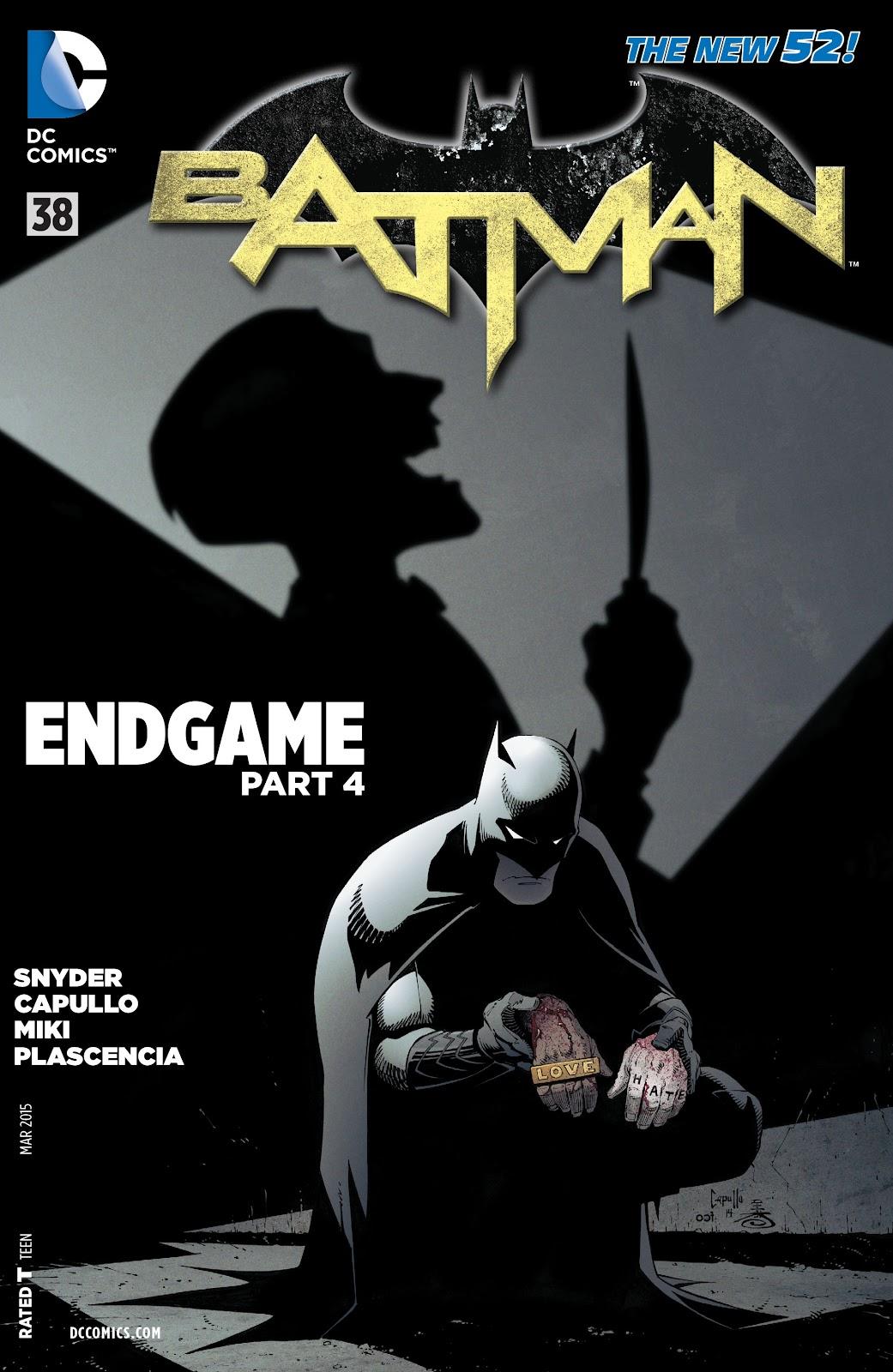 Batman (2011) Issue #38 #57 - English 1