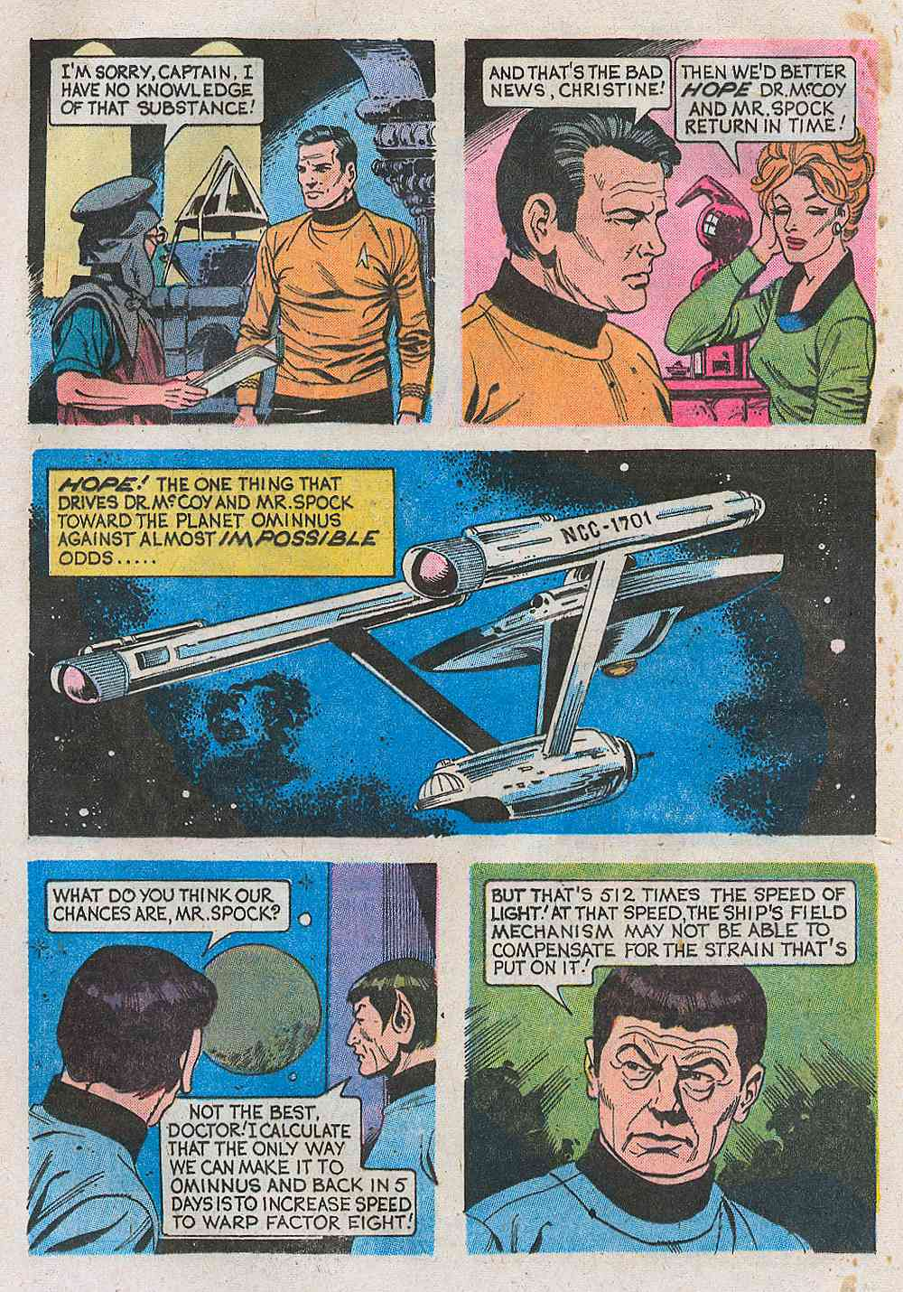 Star Trek (1967) Issue #23 #23 - English 13