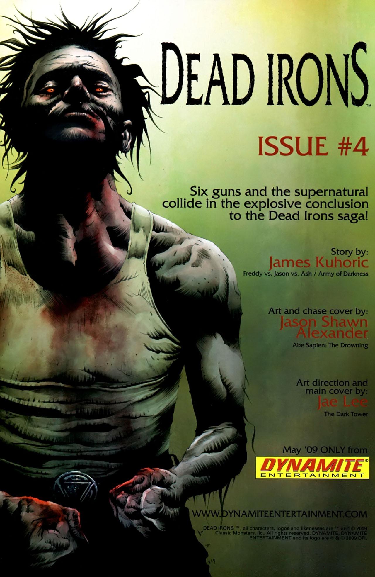 Read online Masquerade comic -  Issue #2 - 33
