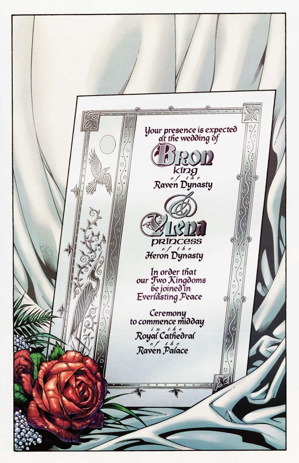 Read online Scion comic -  Issue #35 - 3