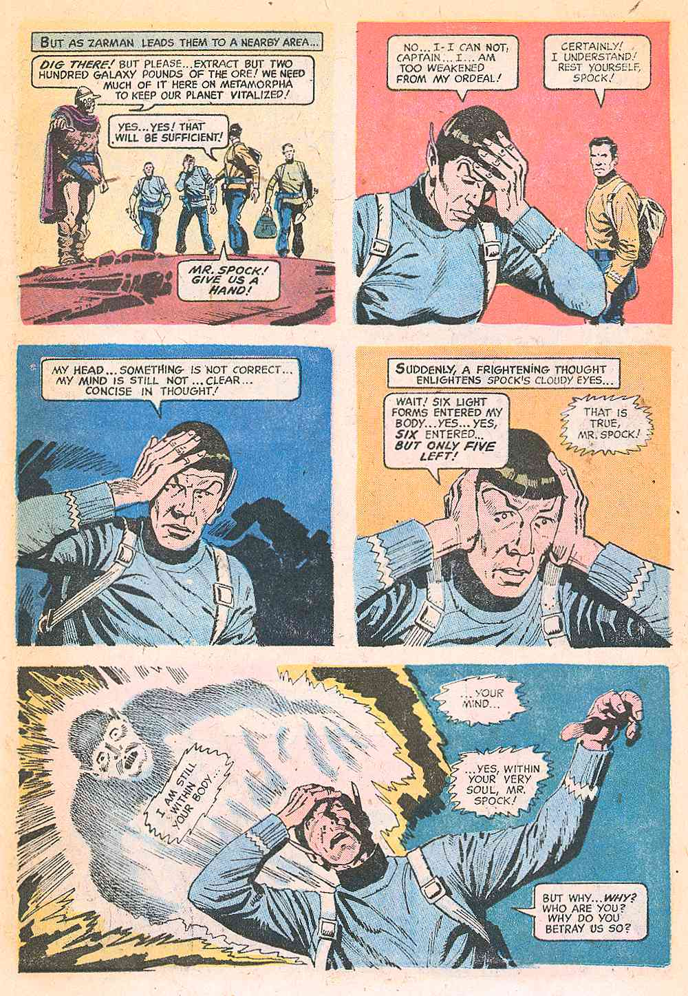 Star Trek (1967) Issue #35 #35 - English 20