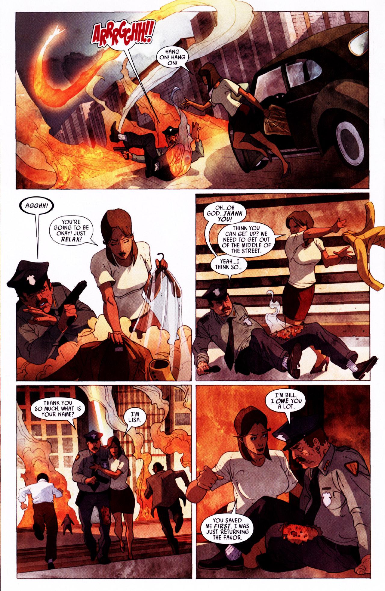 Read online Secret Invasion: Front Line comic -  Issue #2 - 11