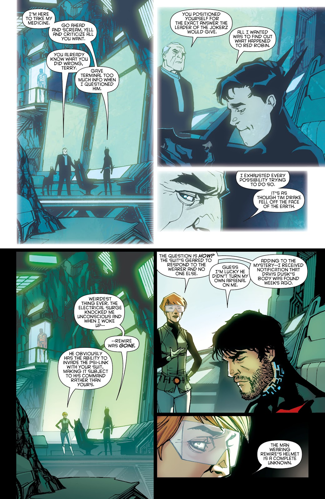 Batman Beyond (2015) Issue #13 #13 - English 18