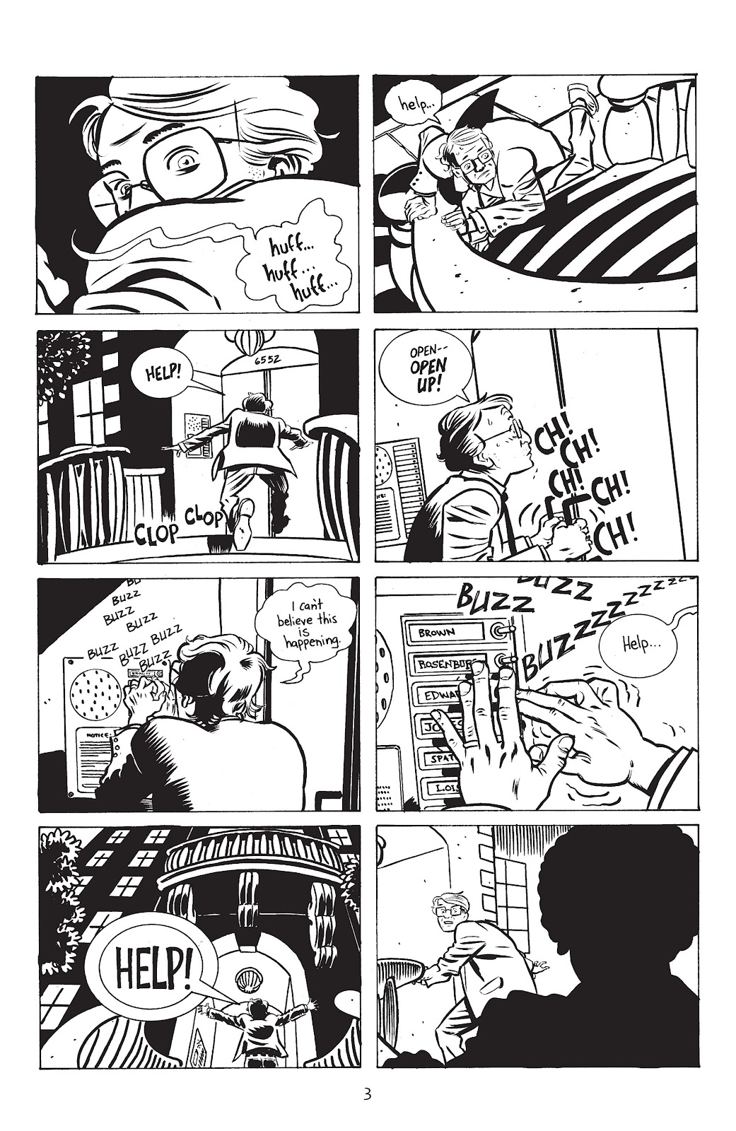 Stray Bullets Issue #16 #16 - English 5