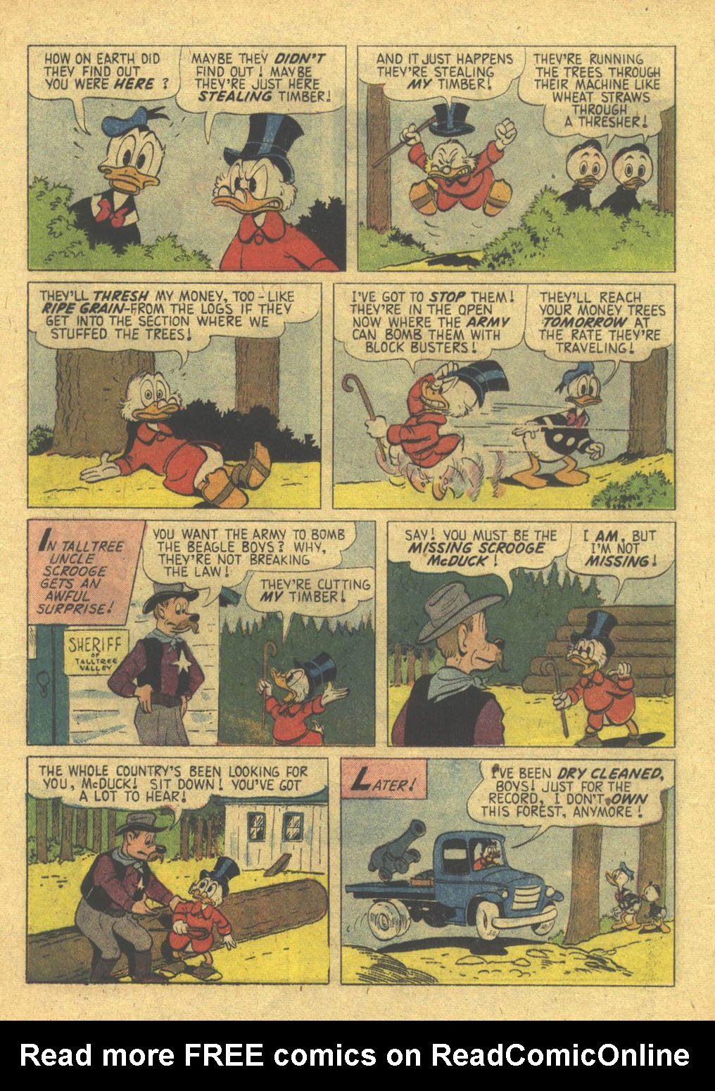 Uncle Scrooge (1953) Issue #28 #28 - English 17