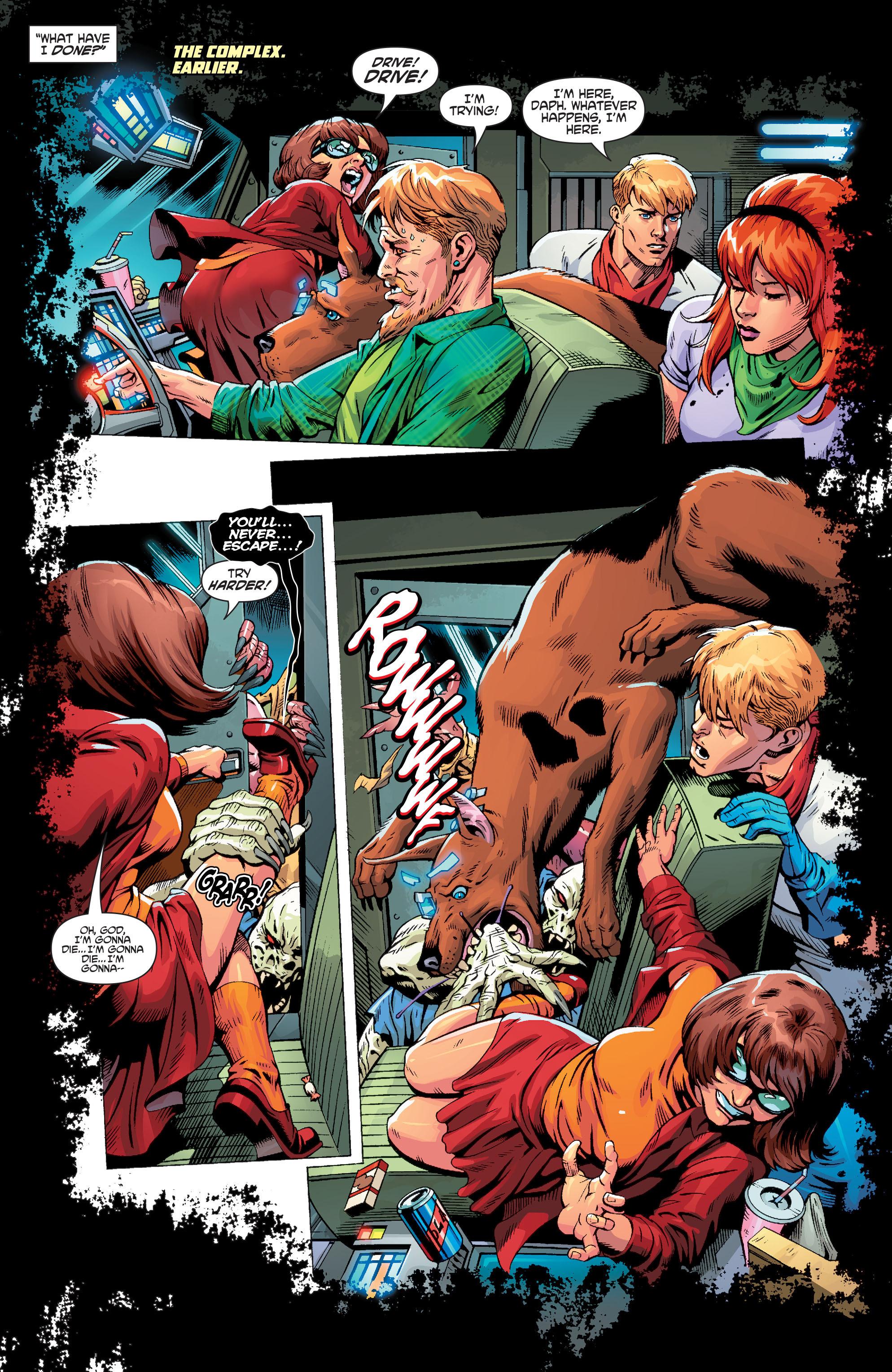 Read online Scooby Apocalypse comic -  Issue #3 - 15