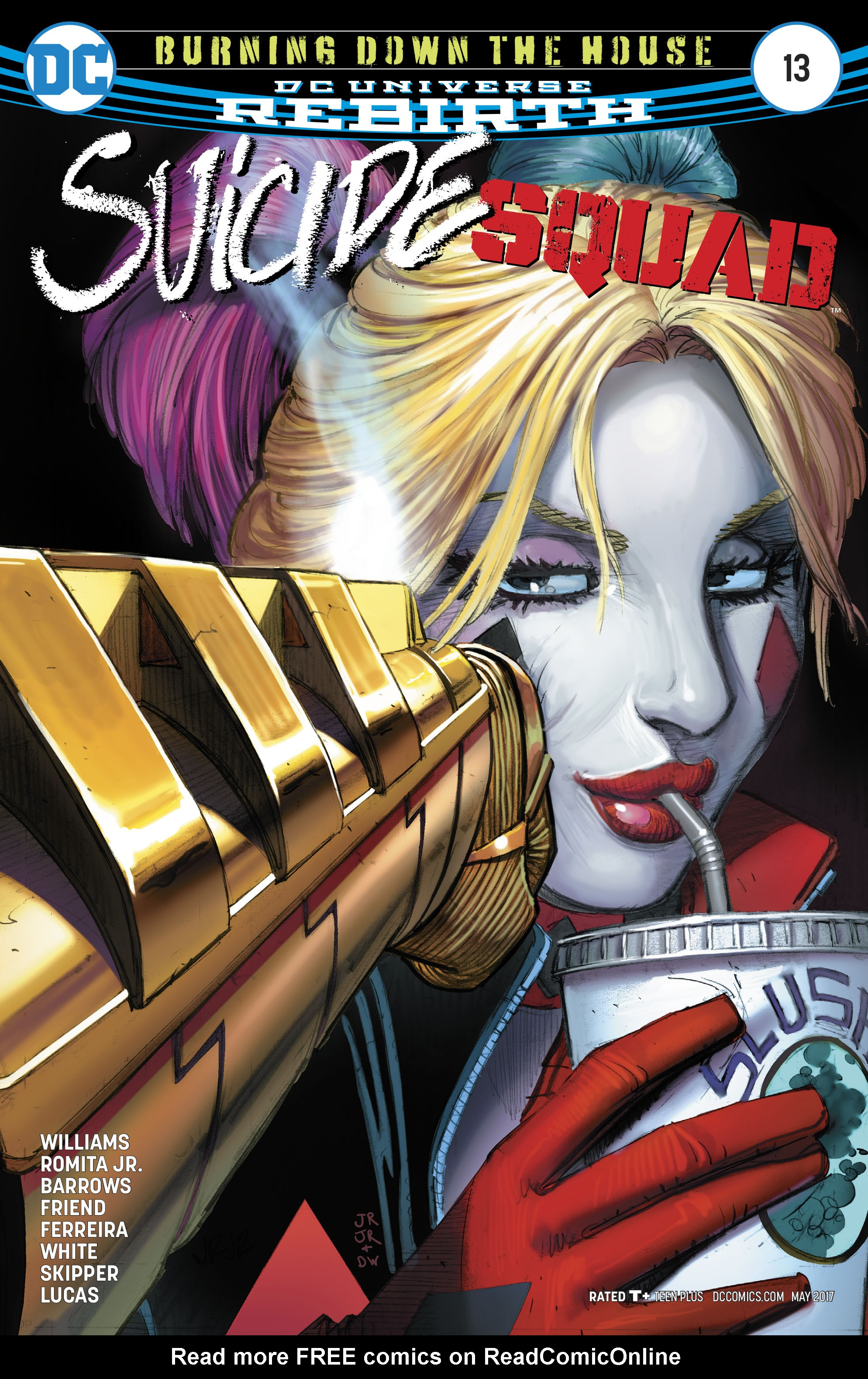 Suicide Squad (2016) issue 13 - Page 1