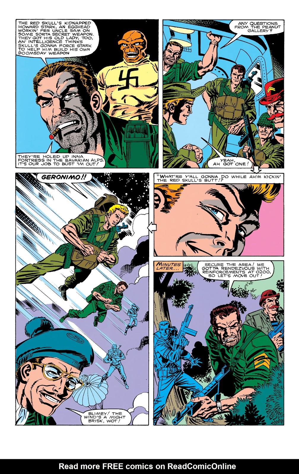Captain America (1968) _Annual 9 #9 - English 28