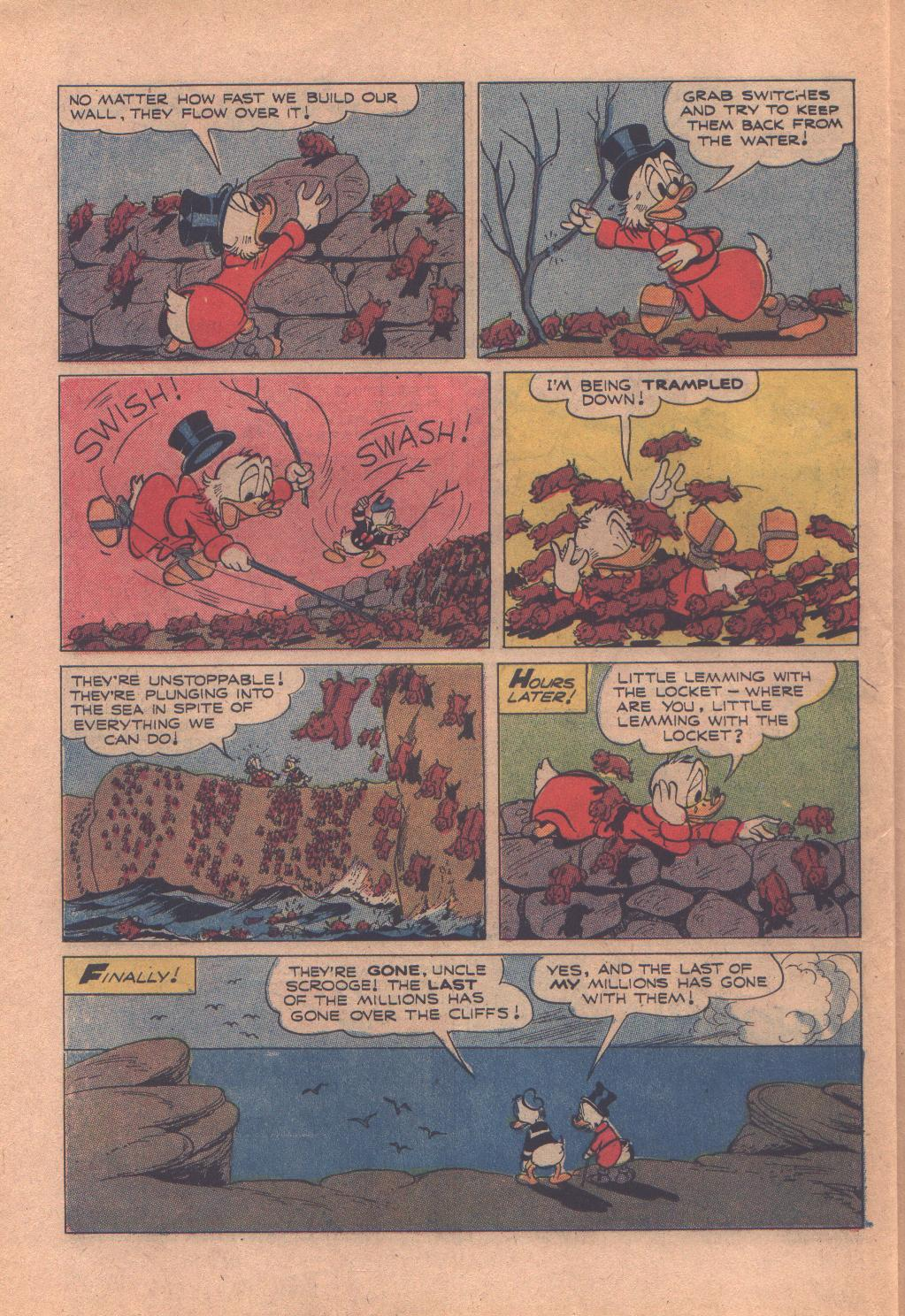 Uncle Scrooge (1953) Issue #104 #104 - English 20