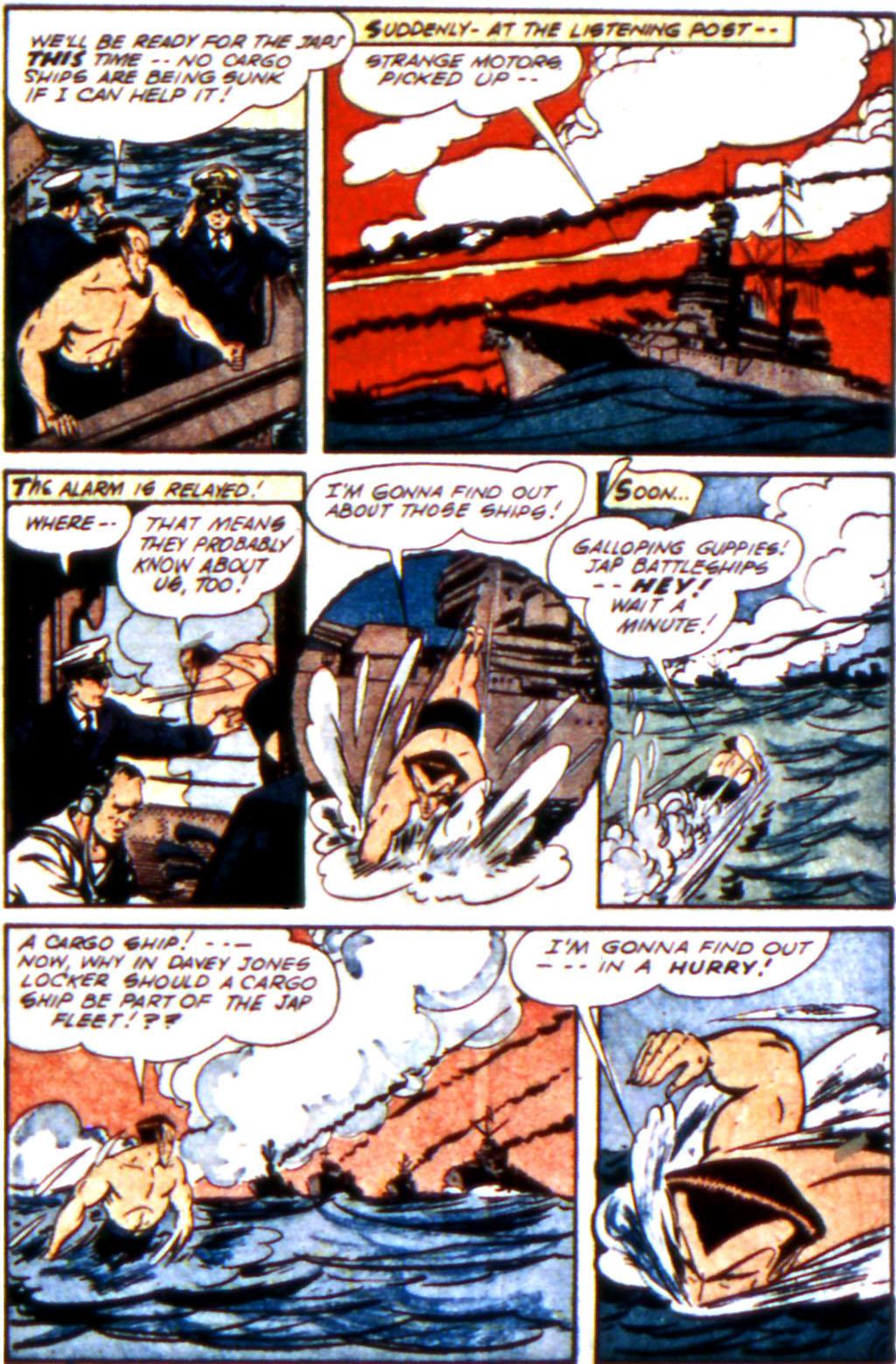 Sub-Mariner Comics Issue #11 #11 - English 7