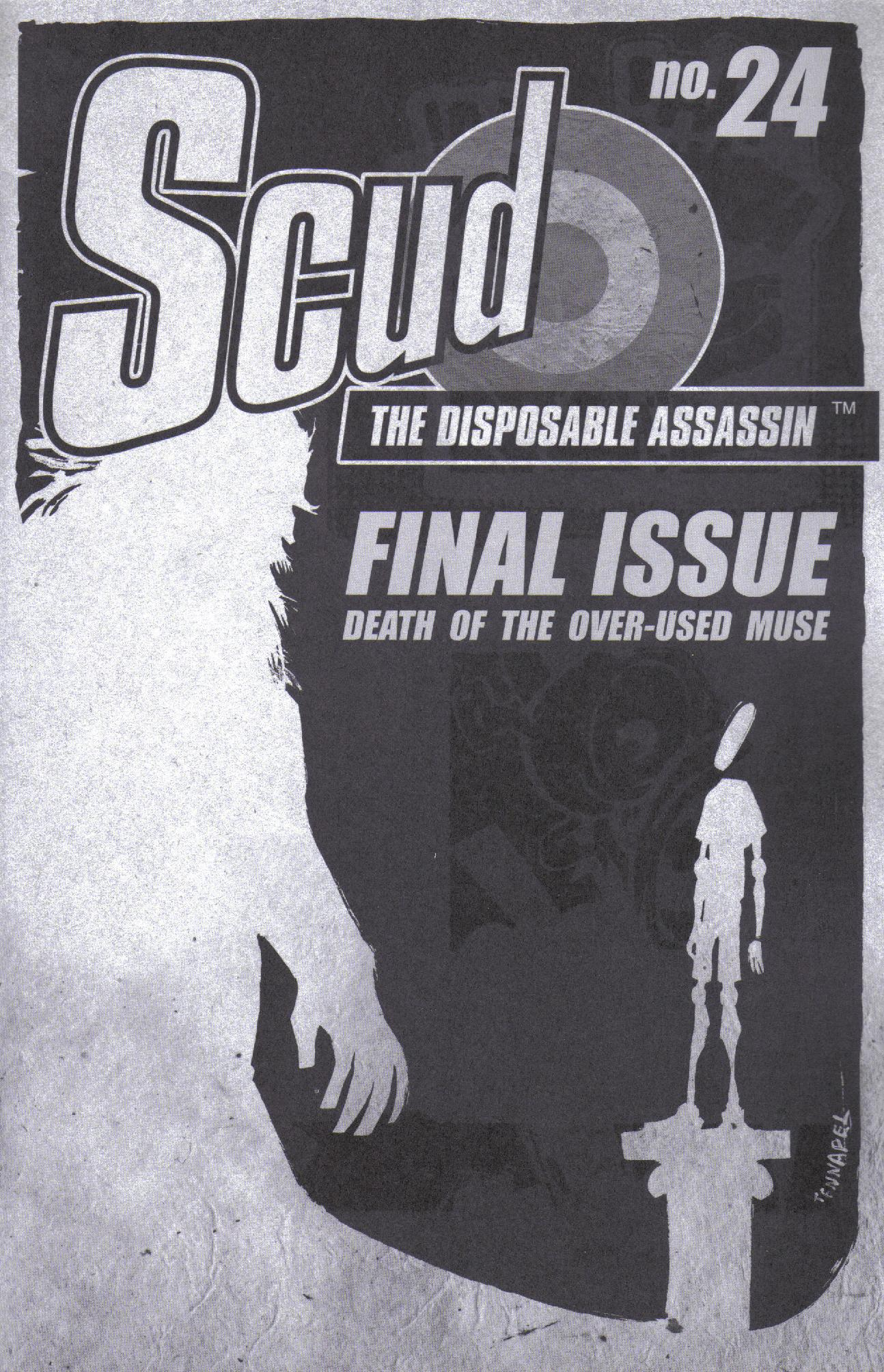 Read online Scud: The Disposable Assassin (2008) comic -  Issue #3 - 35