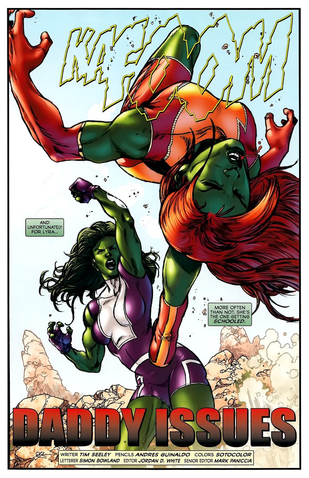 Incredible Hulks (2010) Issue #619 #9 - English 27