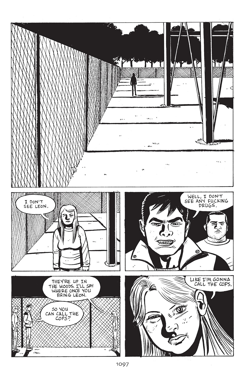 Stray Bullets Issue #41 #41 - English 21