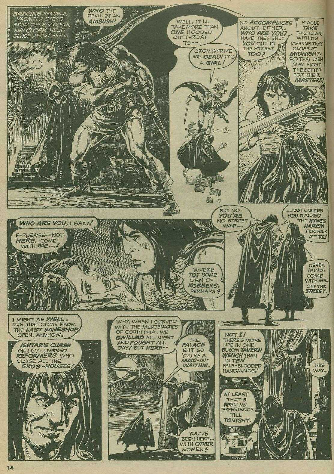 The Savage Sword Of Conan Issue #2 #3 - English 14