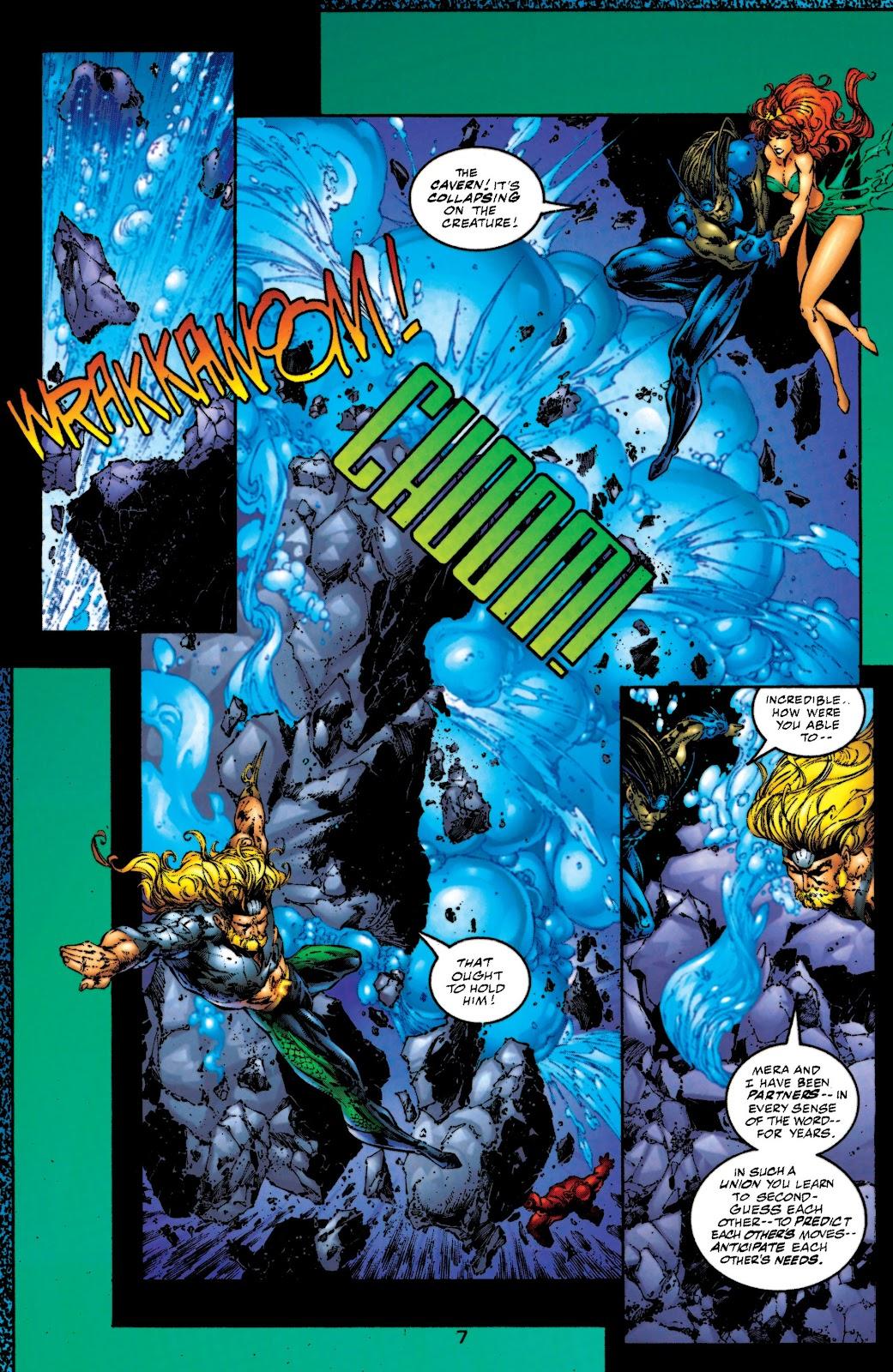 Aquaman (1994) Issue #53 #59 - English 8