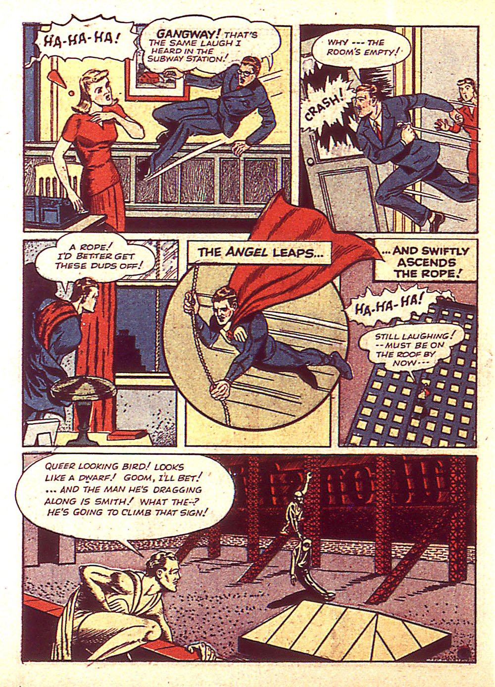 Sub-Mariner Comics Issue #4 #4 - English 51