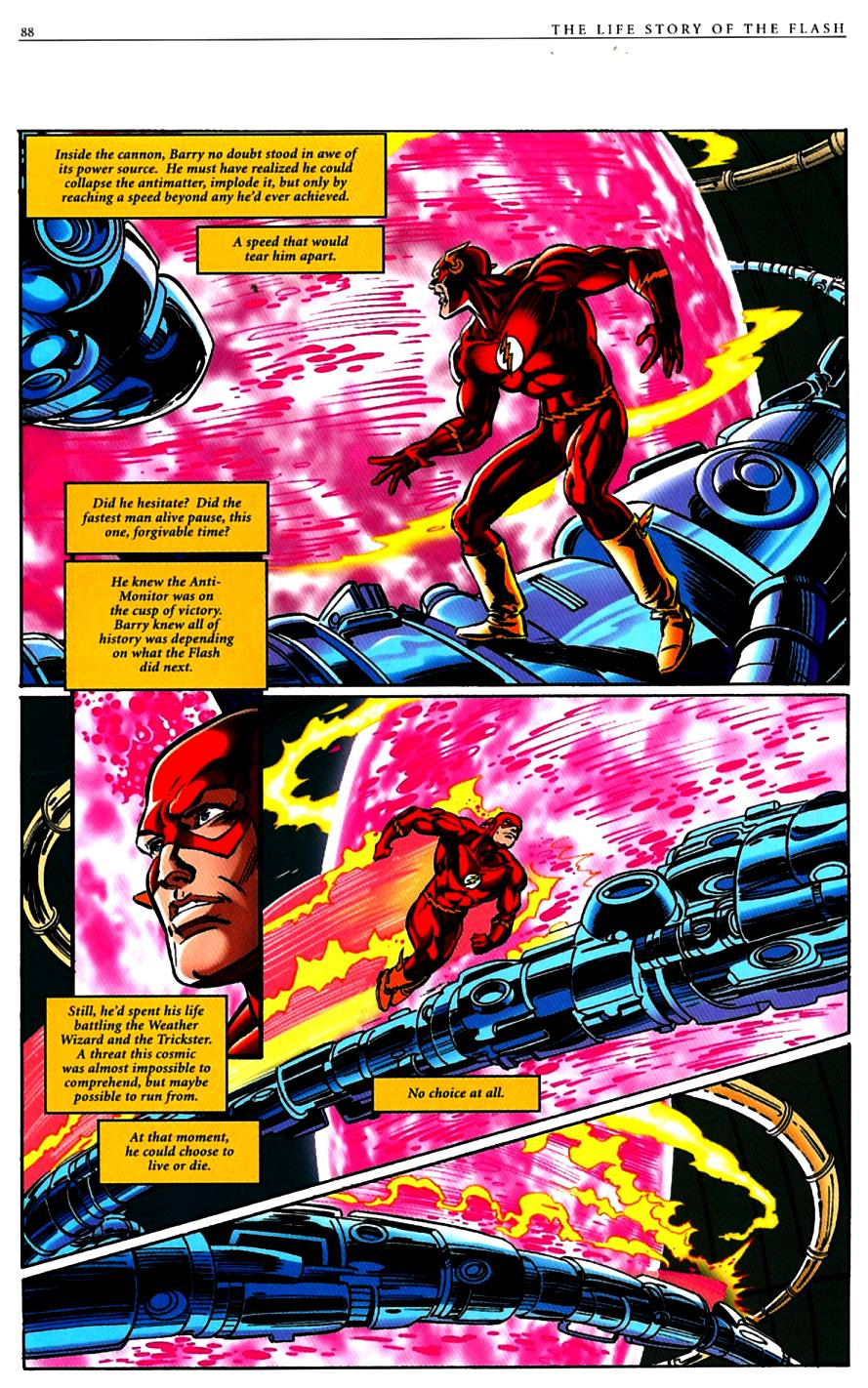 Read online The Life Story of the Flash comic -  Issue # Full - 90
