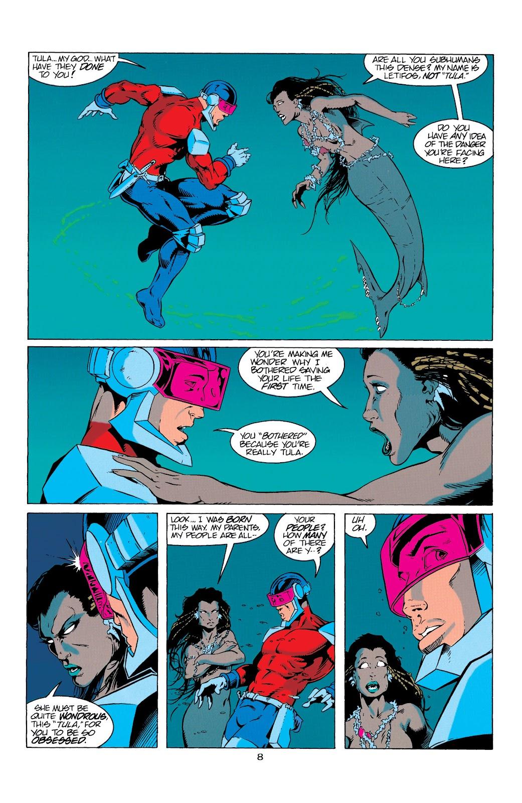 Aquaman (1994) Issue #7 #13 - English 9