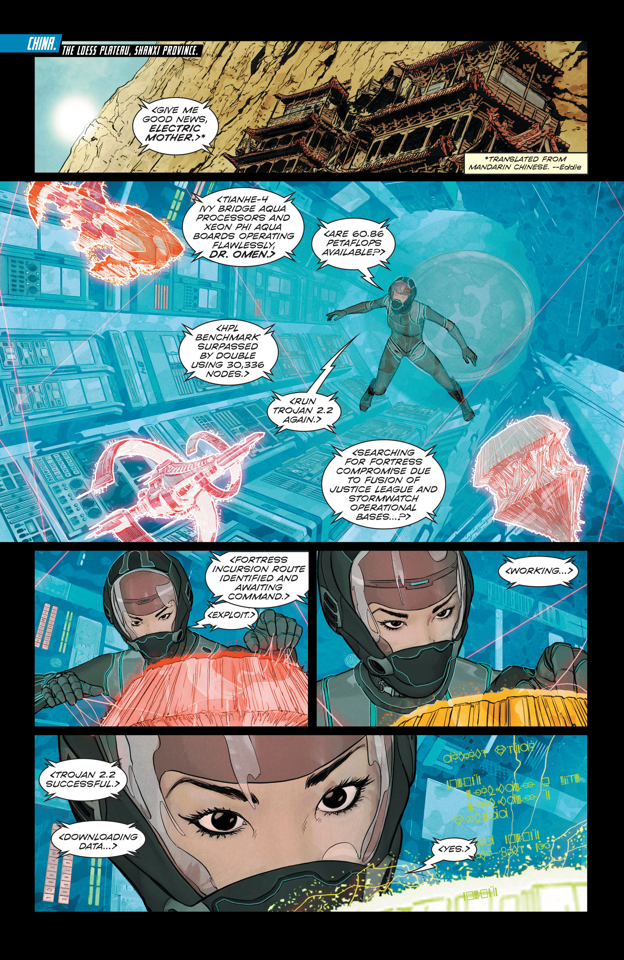 Read online Superman (2011) comic -  Issue #51 - 9