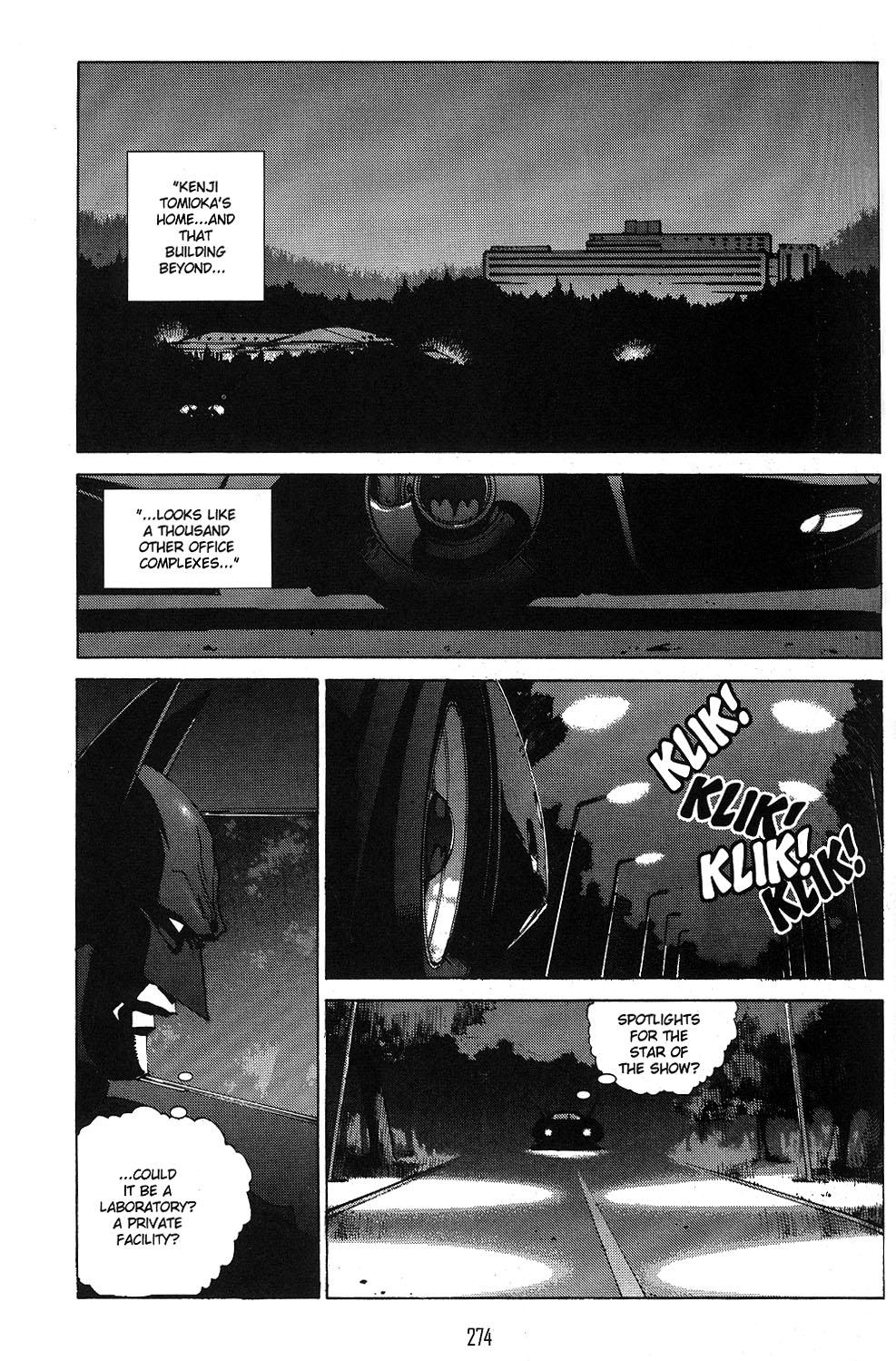 Read online Batman: Child of Dreams comic -  Issue # Full - 260