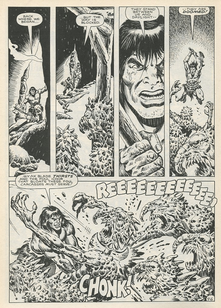 The Savage Sword Of Conan Issue #141 #142 - English 52
