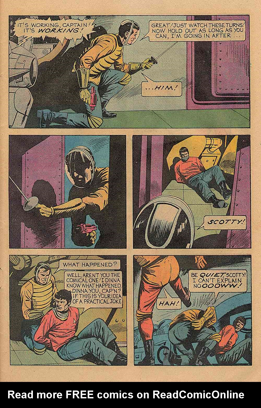 Star Trek (1967) Issue #33 #33 - English 21