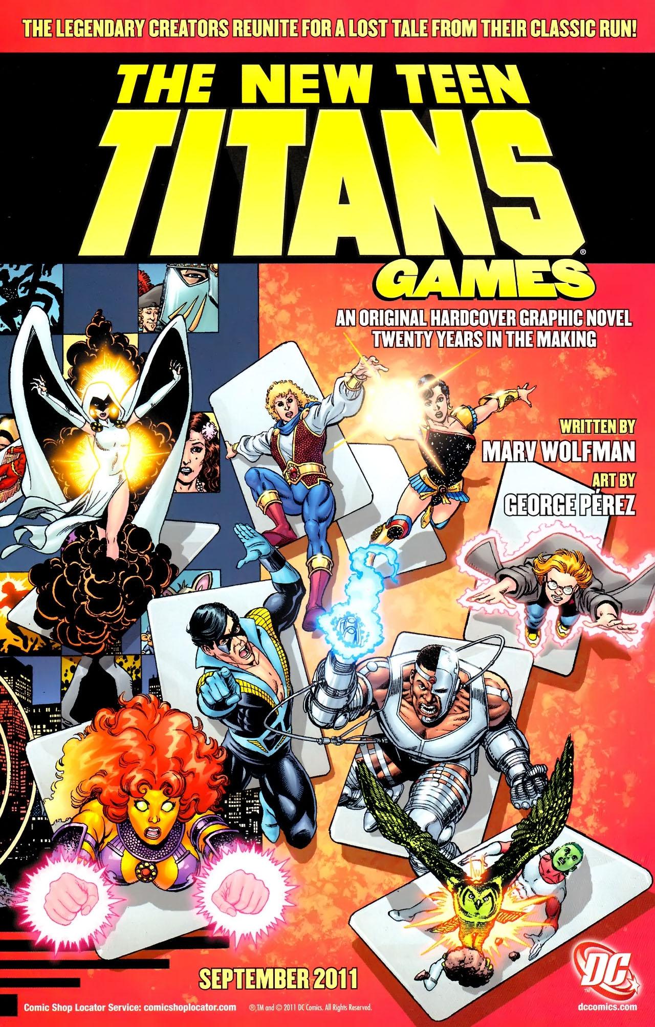 Teen Titans (2003) #100 #110 - English 40