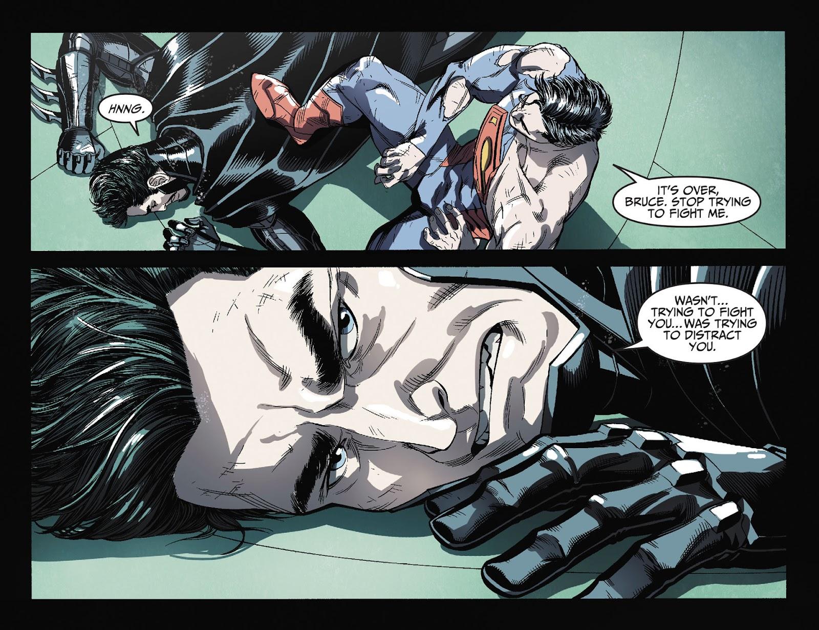 Injustice: Gods Among Us [I] Issue #36 #37 - English 7