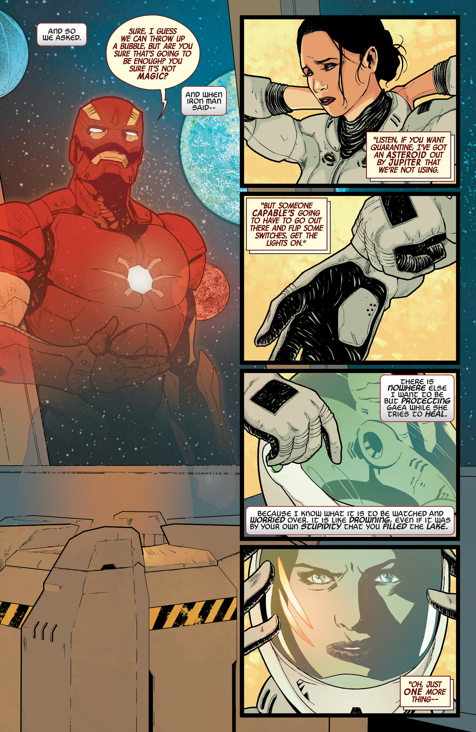 Read online Journey into Mystery (2011) comic -  Issue #652 - 13