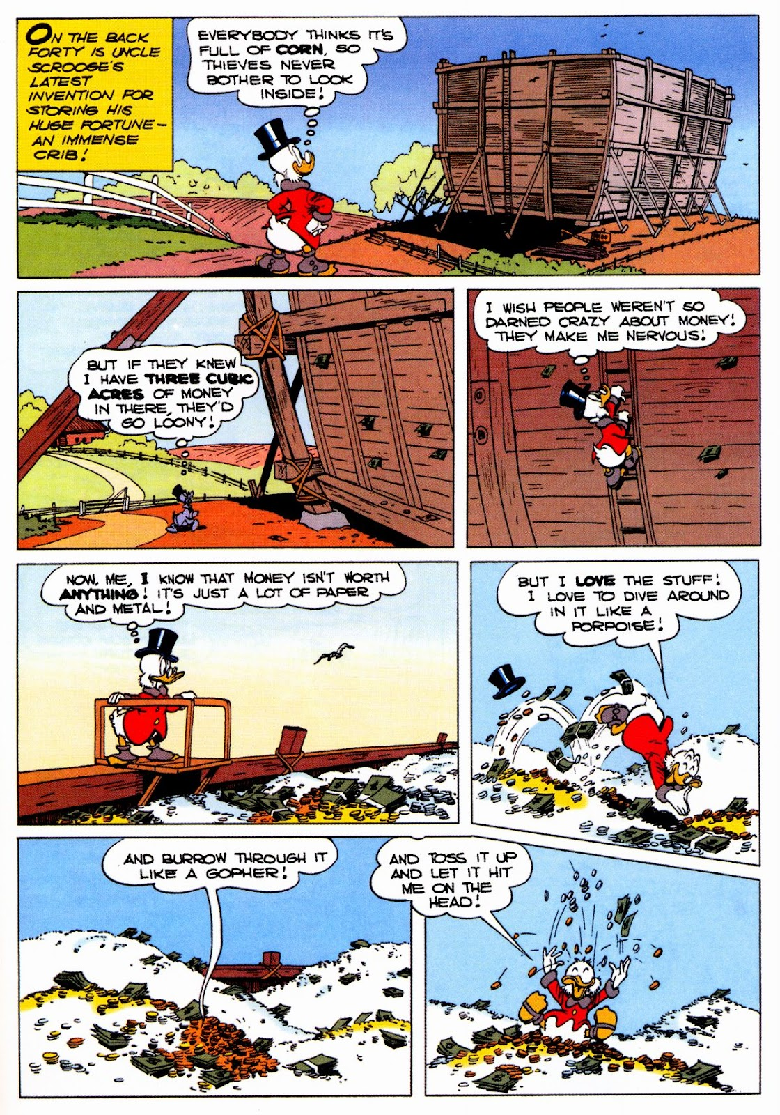 Uncle Scrooge (1953) Issue #326 #326 - English 31