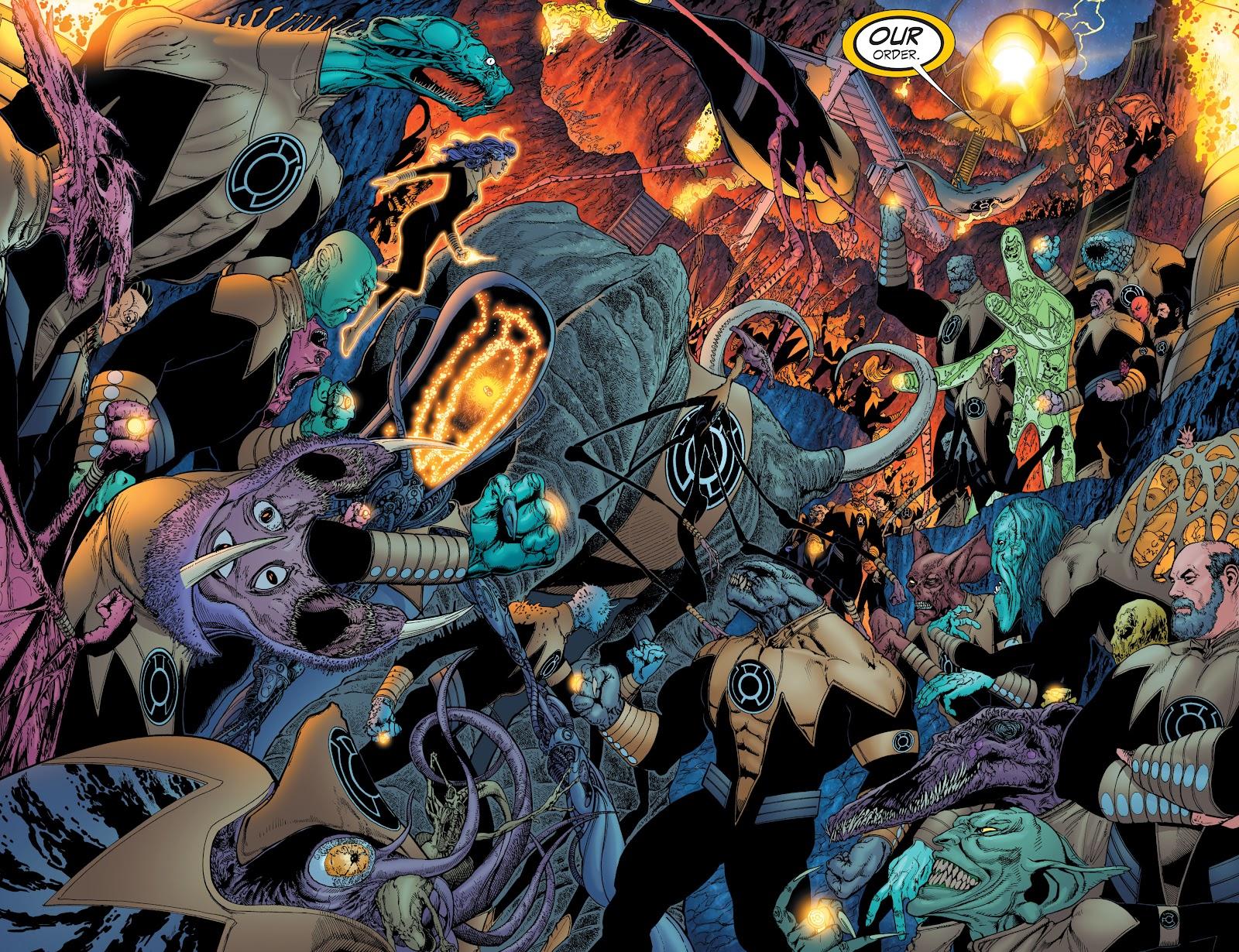 Green Lantern: The Sinestro Corps War Full #1 - English 31