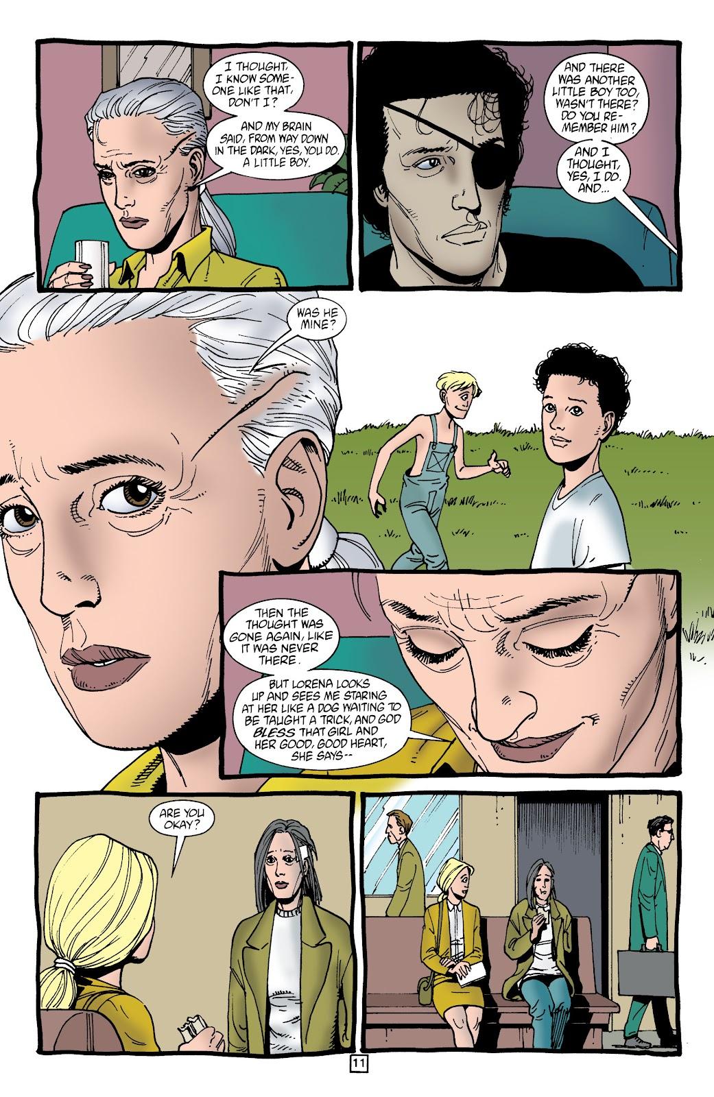 Preacher Issue #43 #52 - English 12