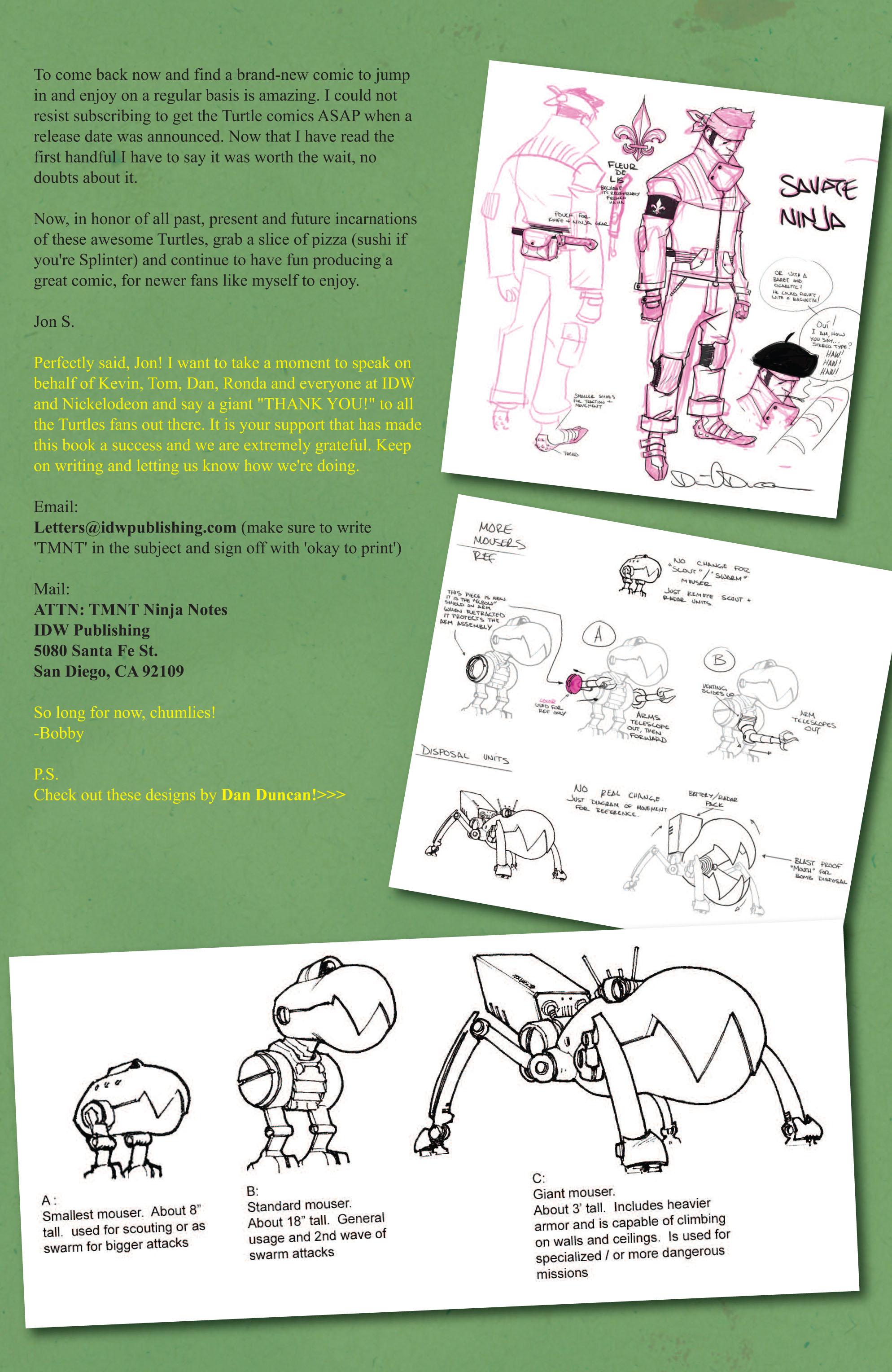 Teenage Mutant Ninja Turtles (2011) 6 Page 30