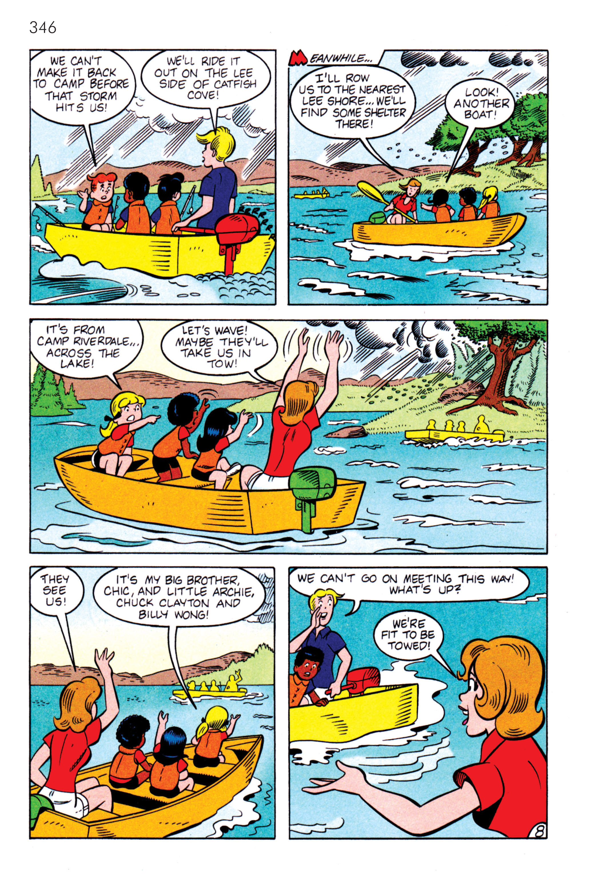 Read online The Best of Archie Comics comic -  Issue # TPB 4 (Part 2) - 136