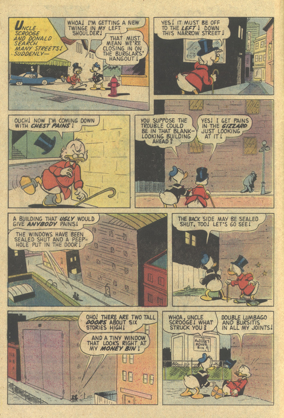 Uncle Scrooge (1953) Issue #144 #144 - English 4