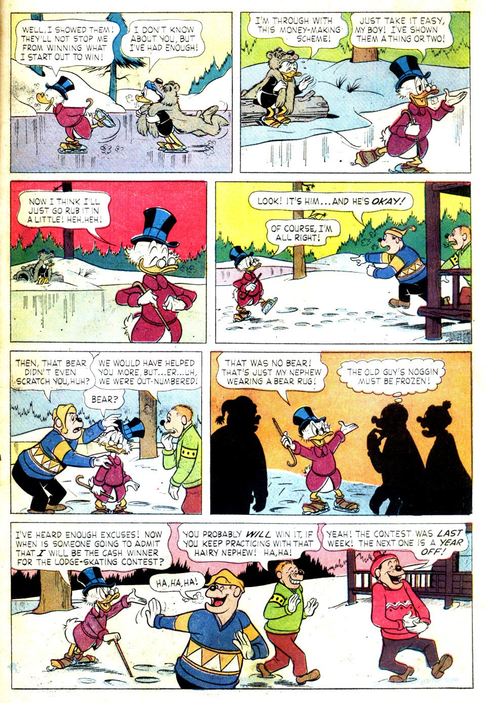 Uncle Scrooge (1953) Issue #47 #47 - English 29