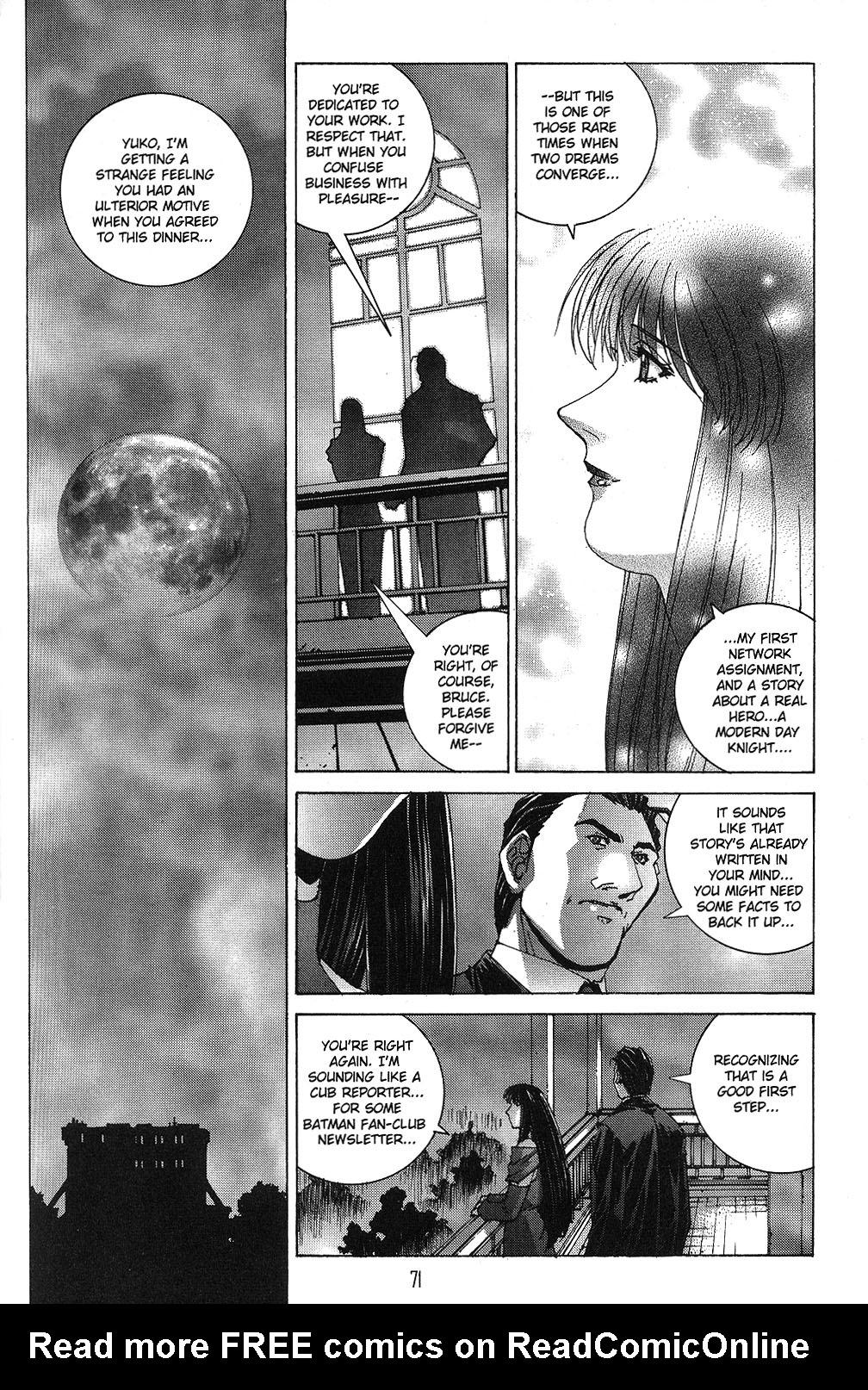Read online Batman: Child of Dreams comic -  Issue # Full - 69