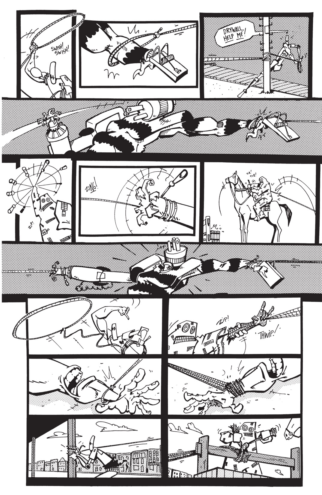 Read online Scud: The Disposable Assassin: The Whole Shebang comic -  Issue # TPB (Part 1) - 247