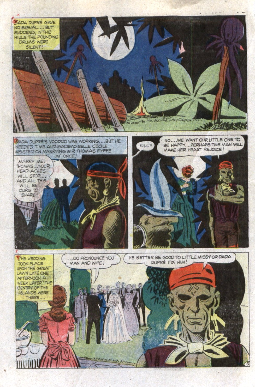 Read online Scary Tales comic -  Issue #31 - 18