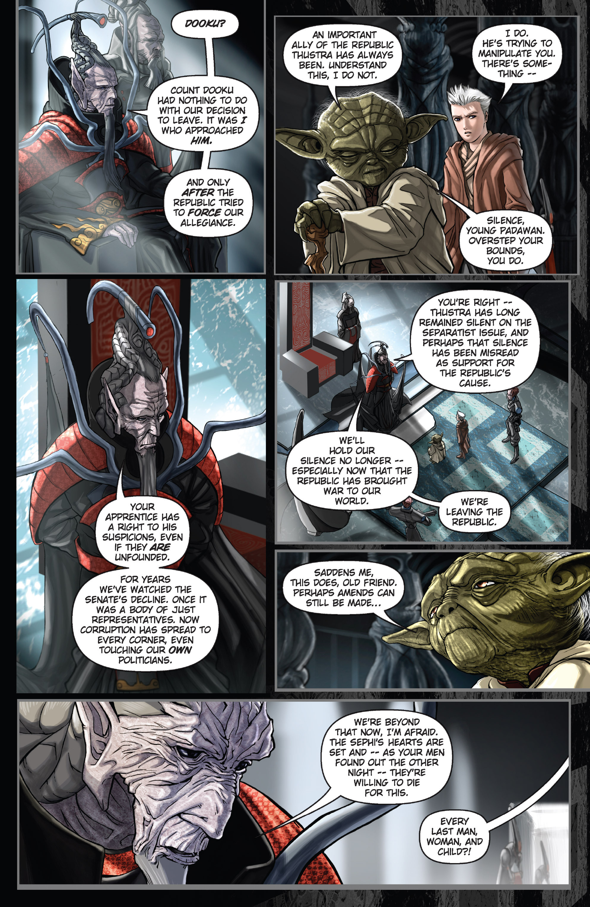 Star Wars Legends Epic Collection: The Clone Wars chap 2 pic 161
