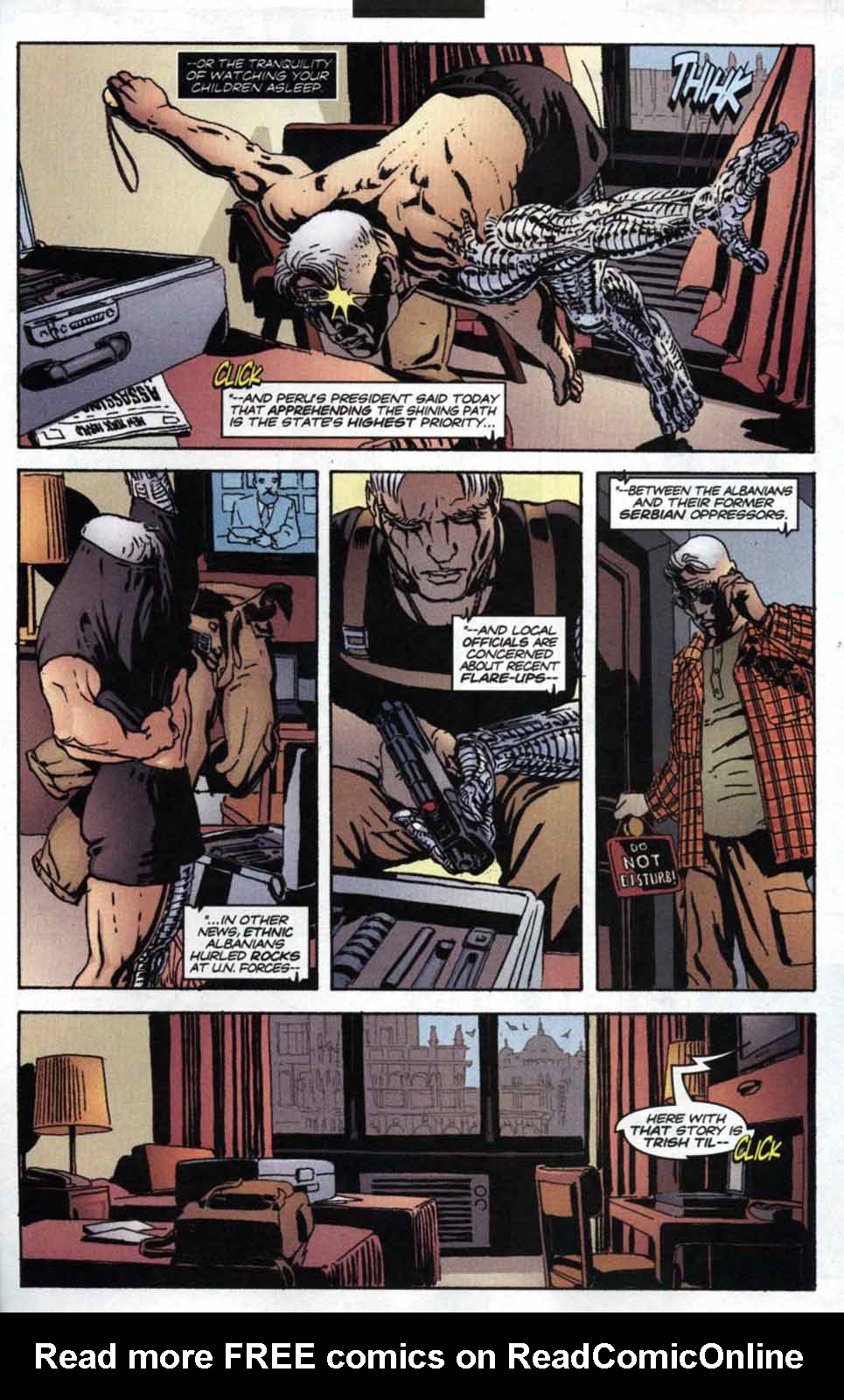 Cable (1993) 97 Page 16