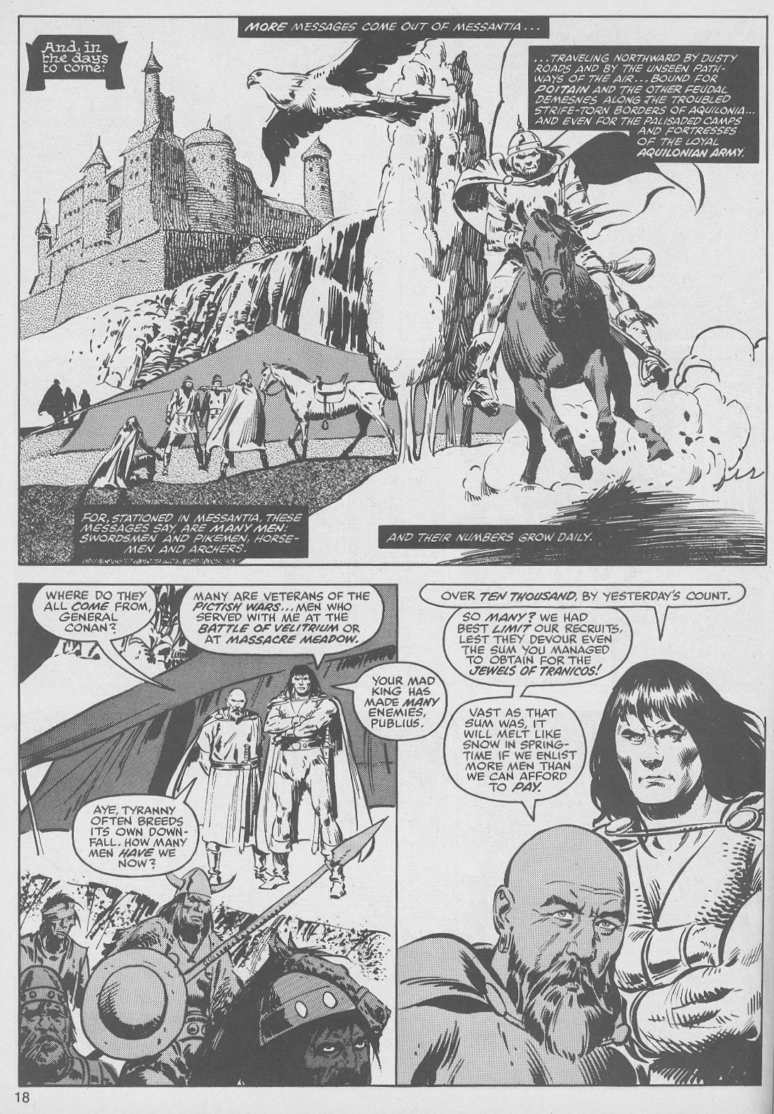 The Savage Sword Of Conan Issue #49 #50 - English 18