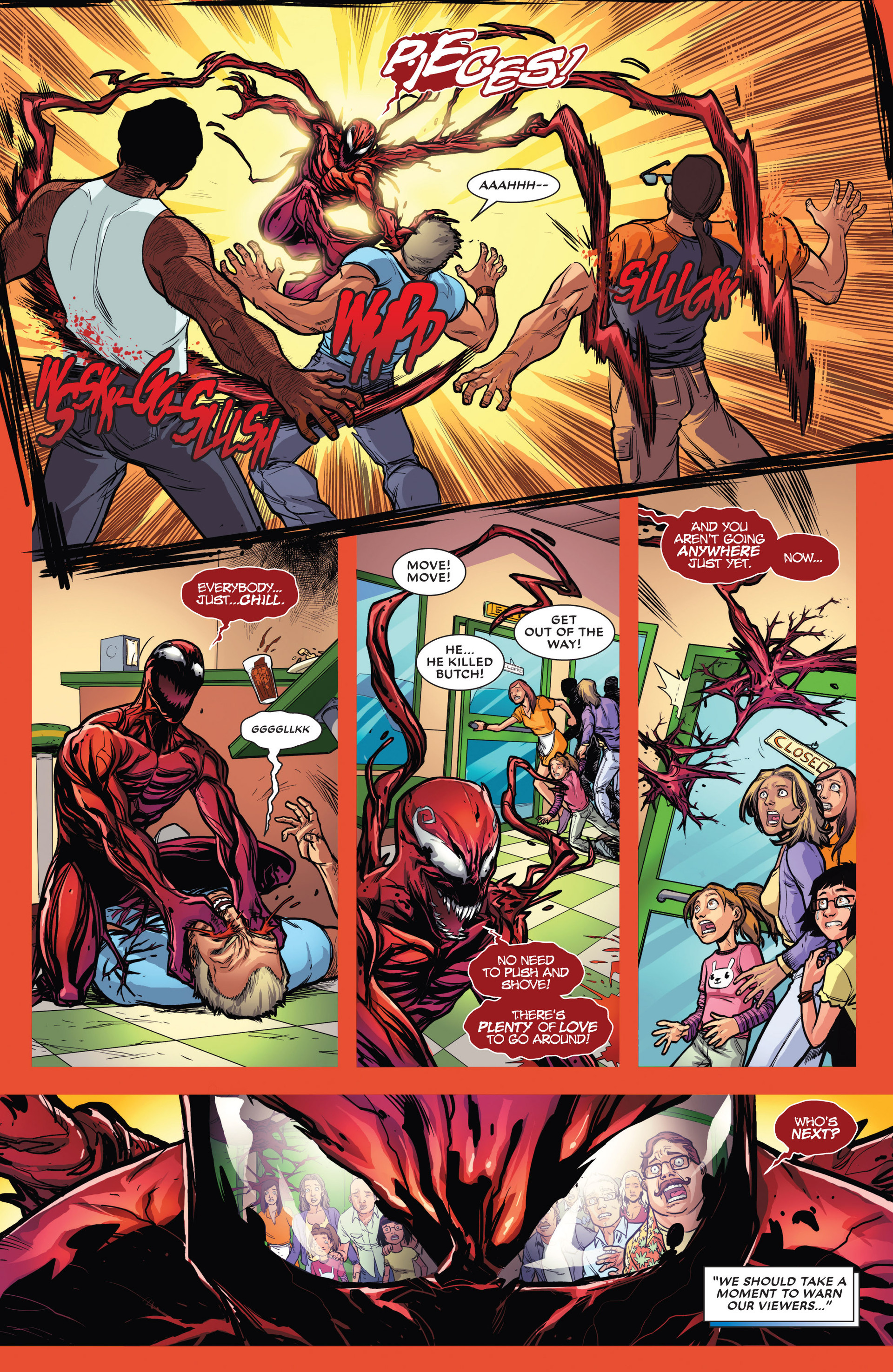 Read online Deadpool vs. Carnage comic -  Issue #1 - 5