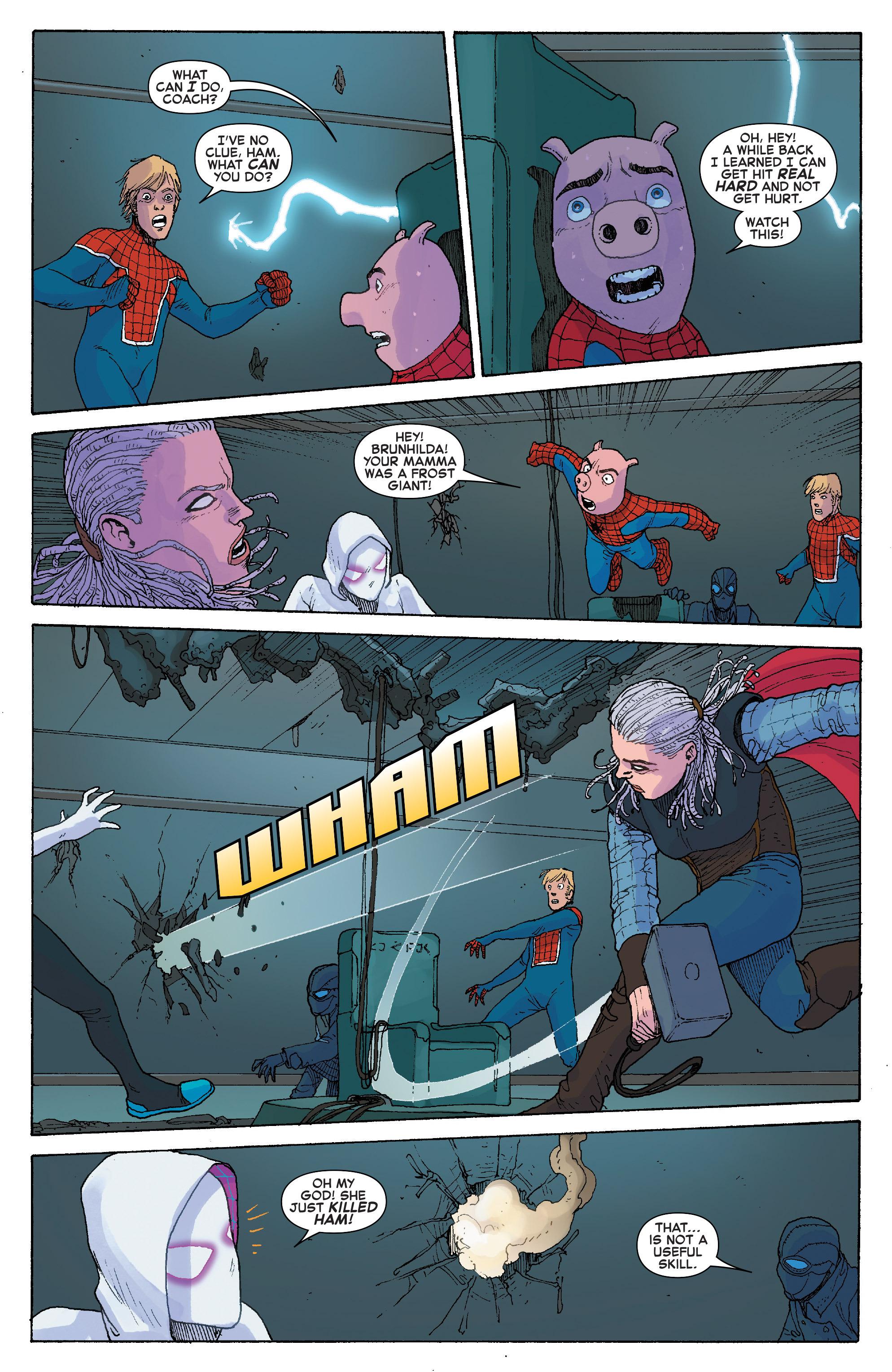 Read online Spider-Verse [II] comic -  Issue #5 - 10
